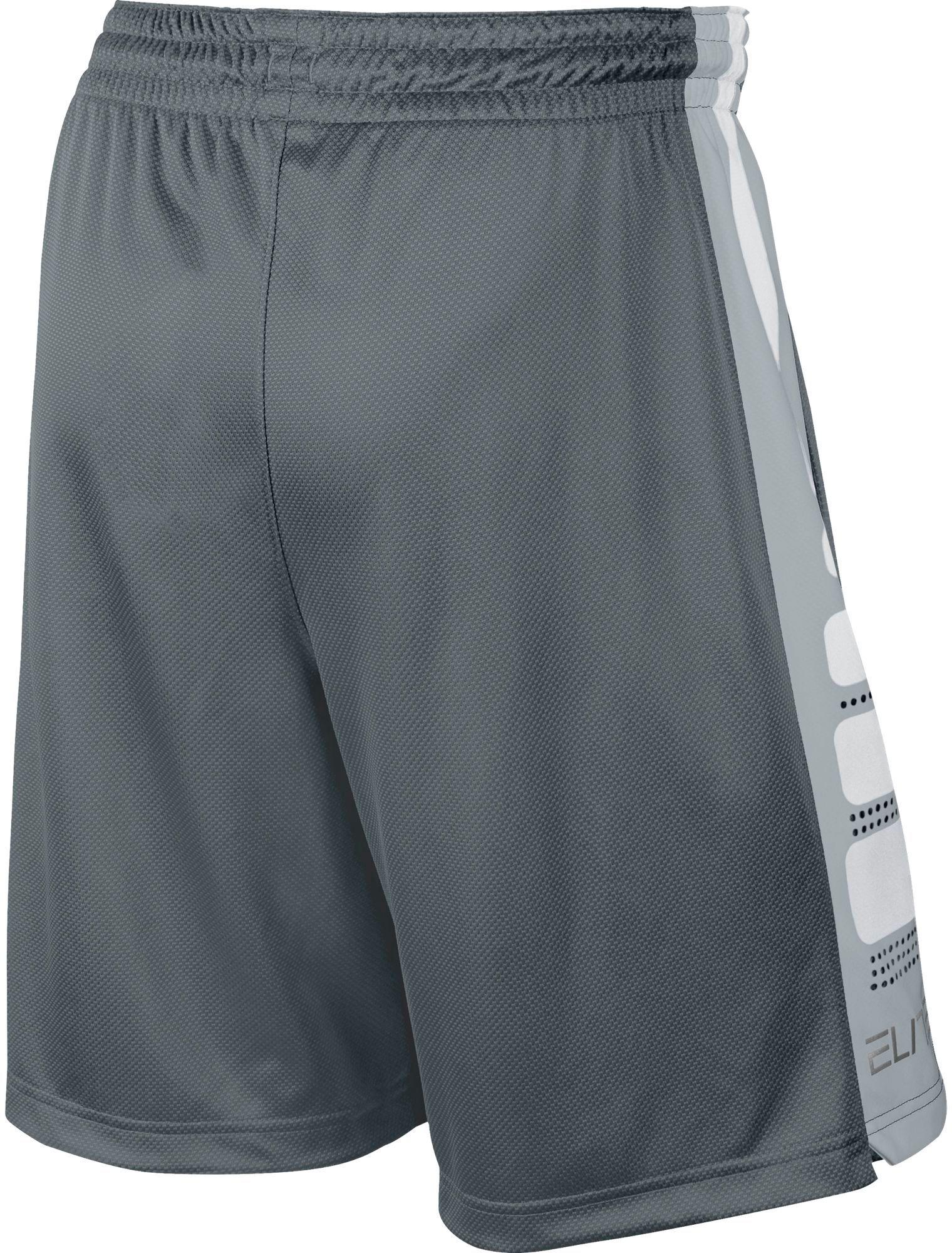 timeless design 5eb4f 73dd8 Nike - Gray Elite Dri-fit Basketball Shorts for Men - Lyst