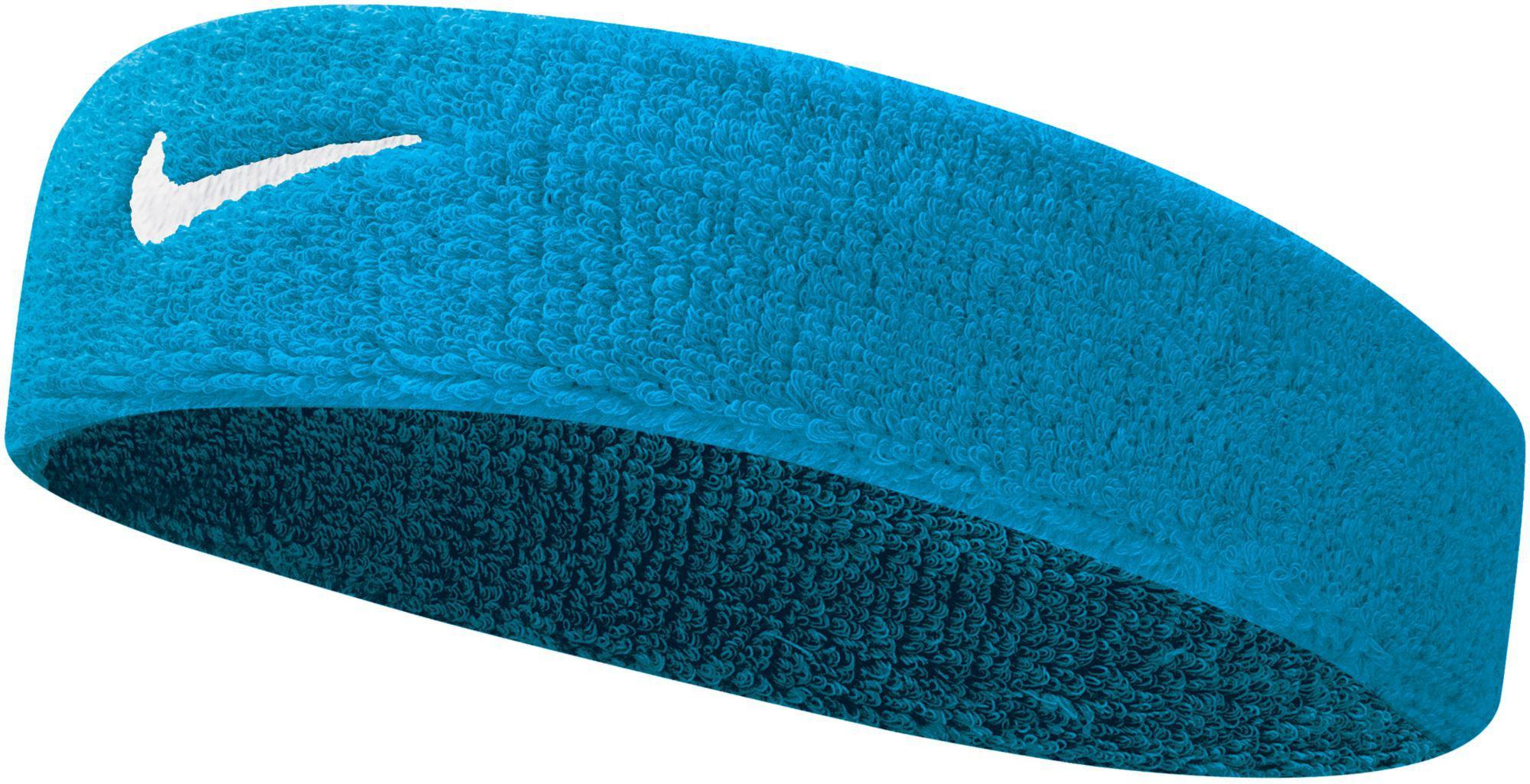 Pompeya persona Pack para poner  Nike Cotton Swoosh Headband - 2
