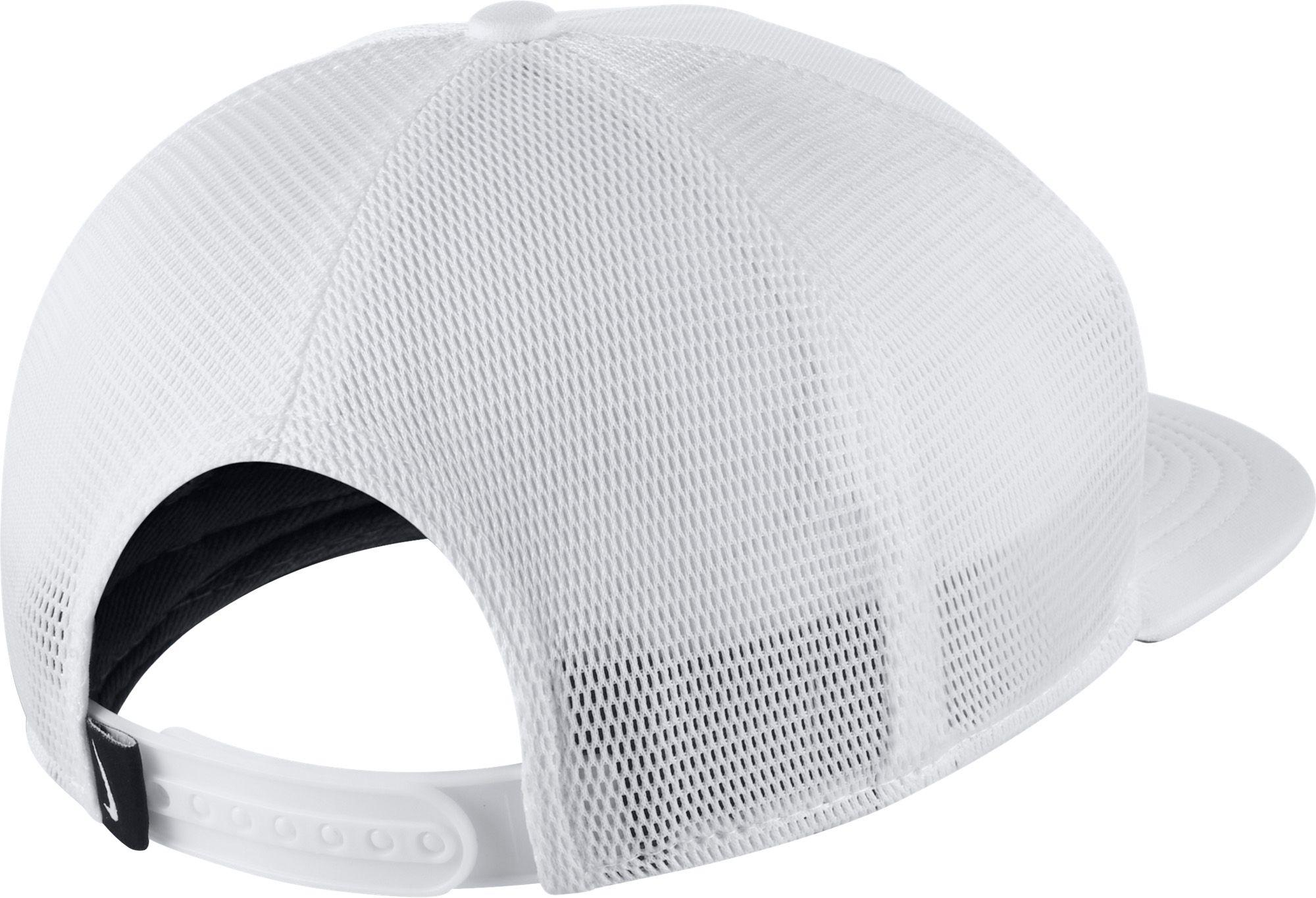 e30be7a6f1c2b Lyst Nike Youth Aerobill Pro Mesh Golf Hat In White For Men