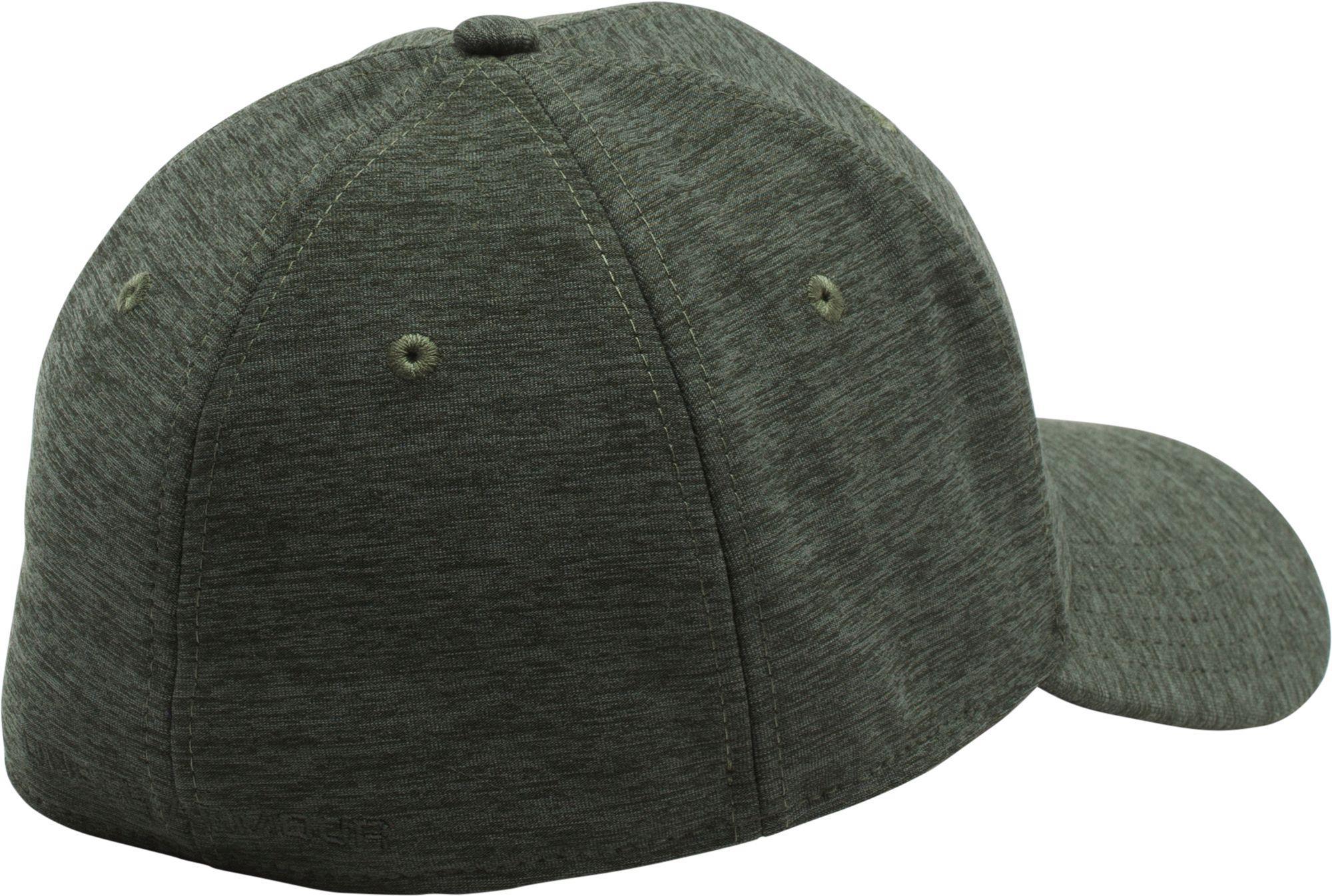 sports shoes 4fc08 6a372 Under Armour - Green Twist Print Tech Closer Hat for Men - Lyst