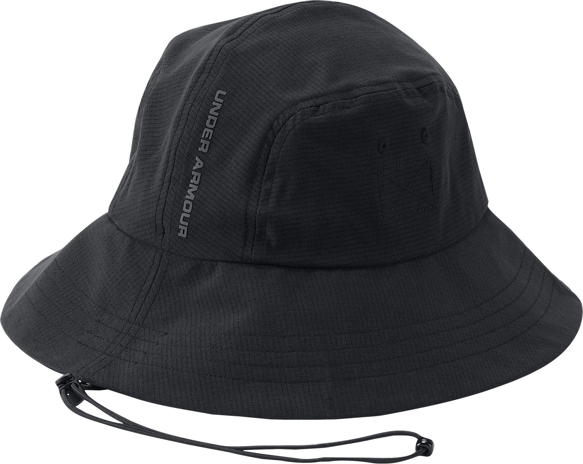 Under Armour - Black Armourvent Bucket 2.0 Hat for Men - Lyst. View  fullscreen 52ece3f4fd2c