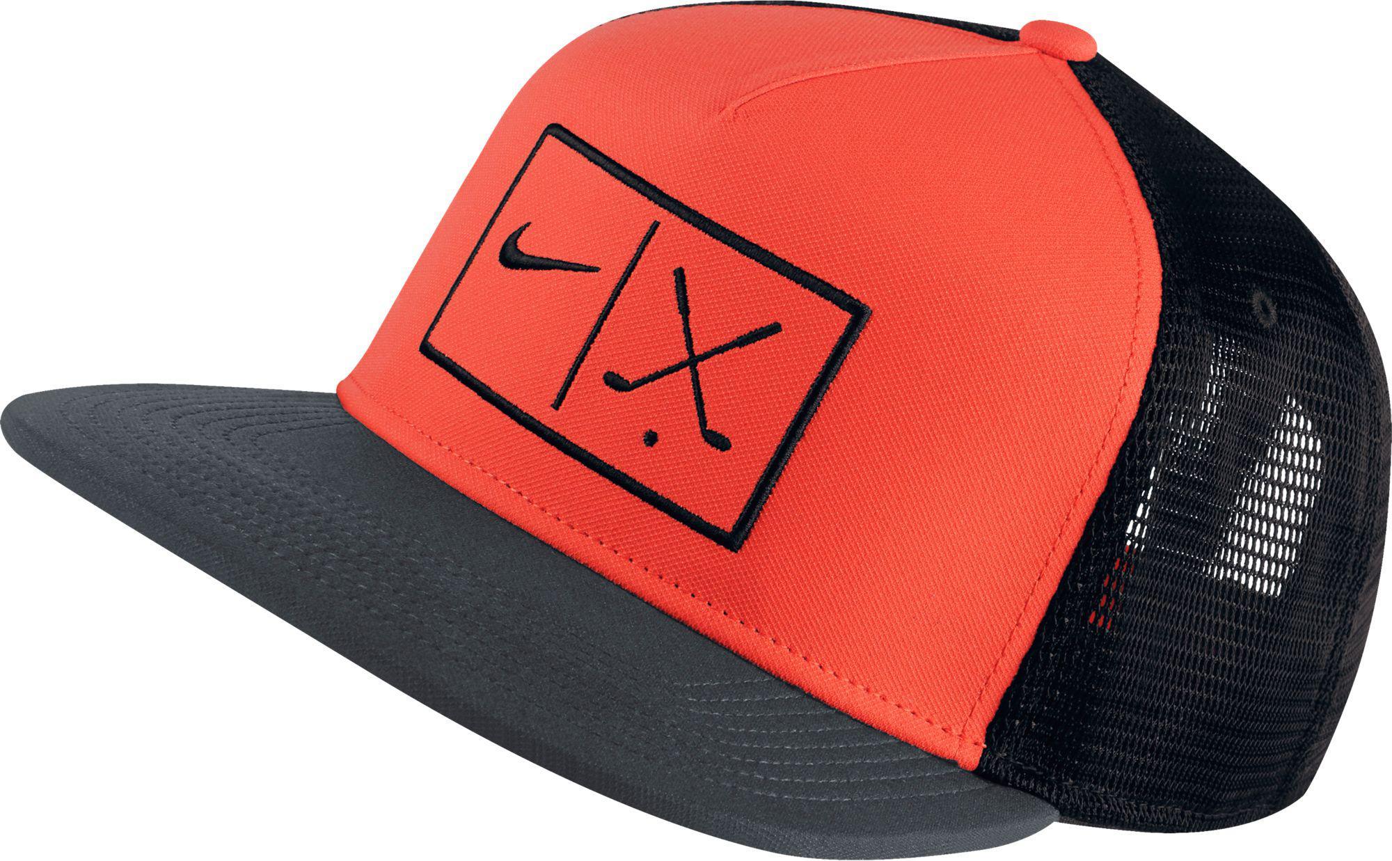 79e07468988 Lyst - Nike True Novelty Golf Hat in Black for Men