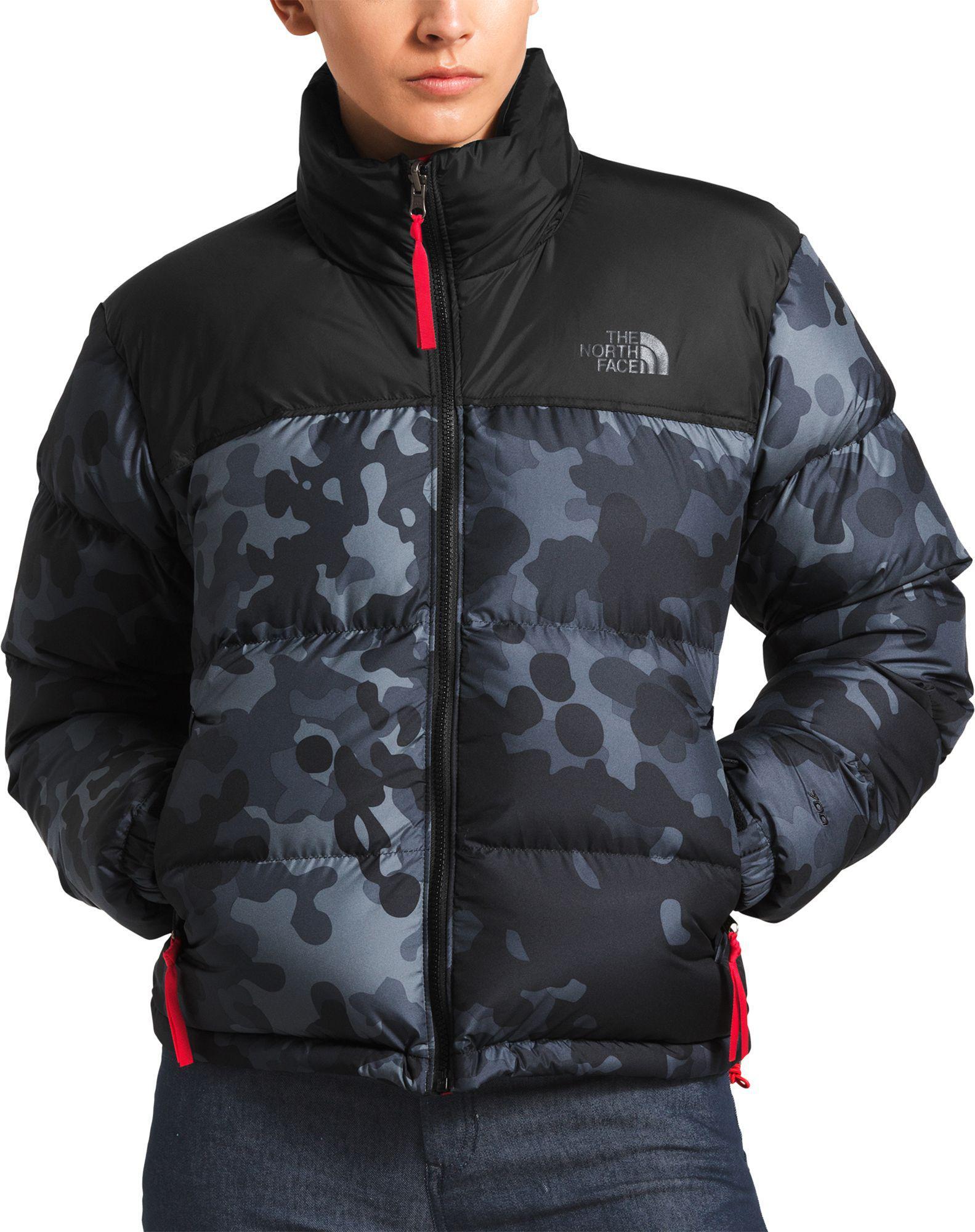 Lyst - The North Face 1996 Retro Seasonal Nuptse Jacket in Black bf061dab3