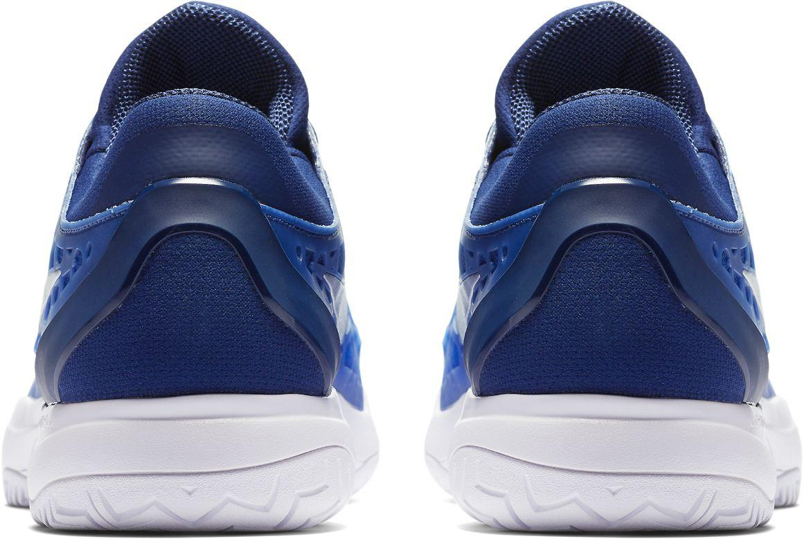 Nike Zoom Cage 3 Tennis Shoes in Navy