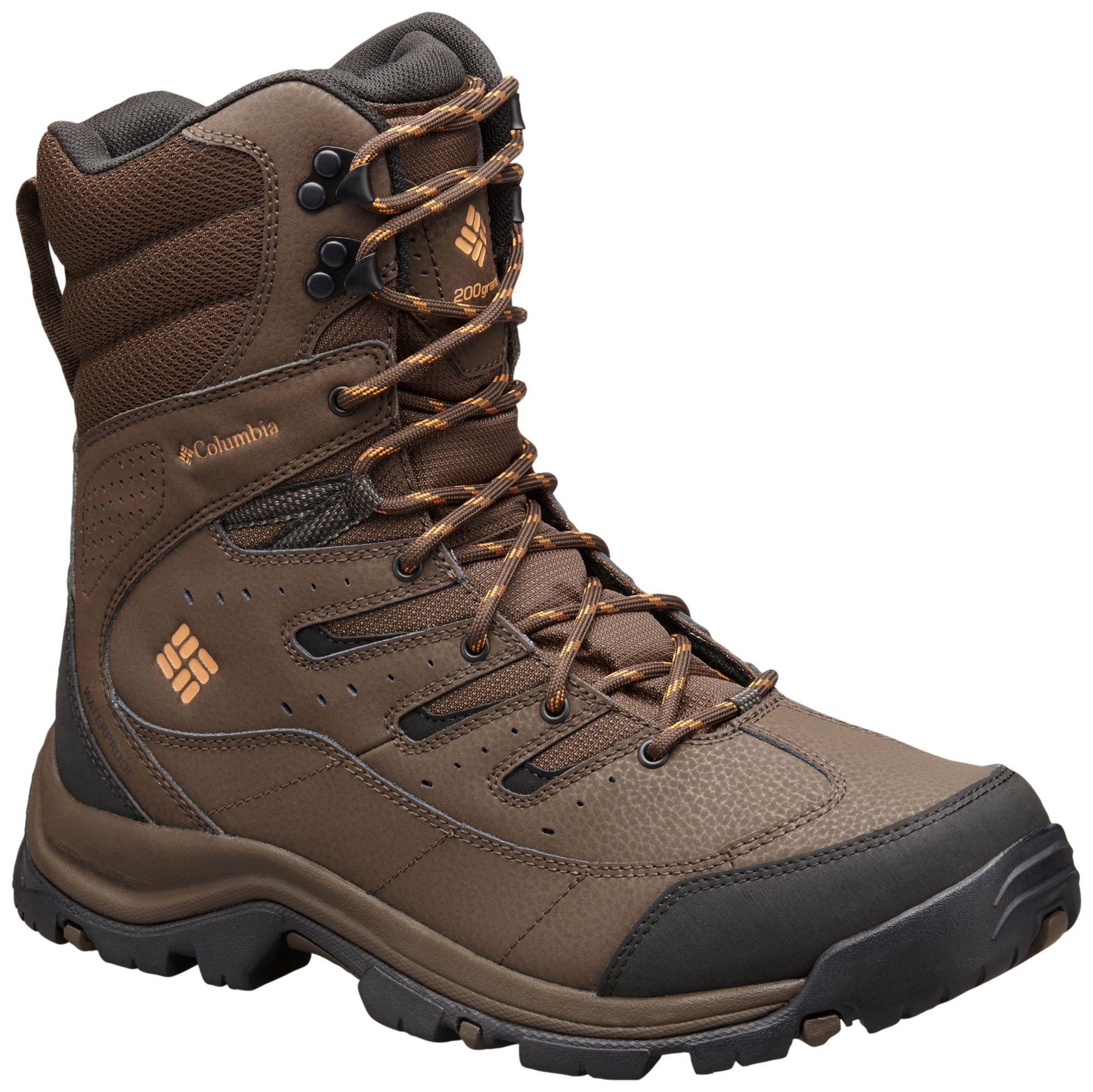 ae0773cd961 Lyst - Columbia Gunnison Plus 200g Waterproof Winter Boots in Brown ...
