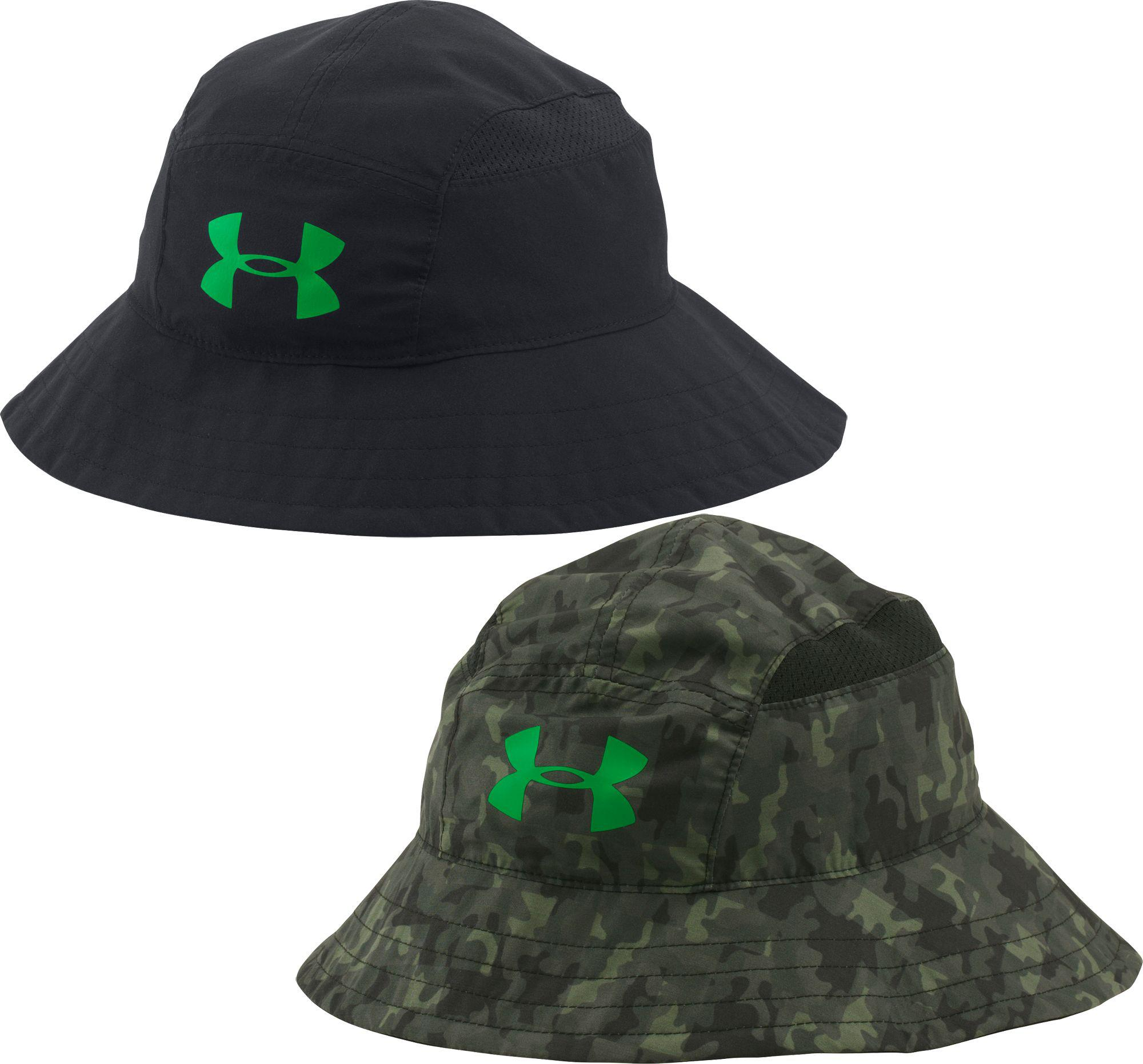 ... Lyst - Under Armour Oys Switchback Reversible Bucket Hat in Green ...  new arrivals ... 2c10e91c6b85