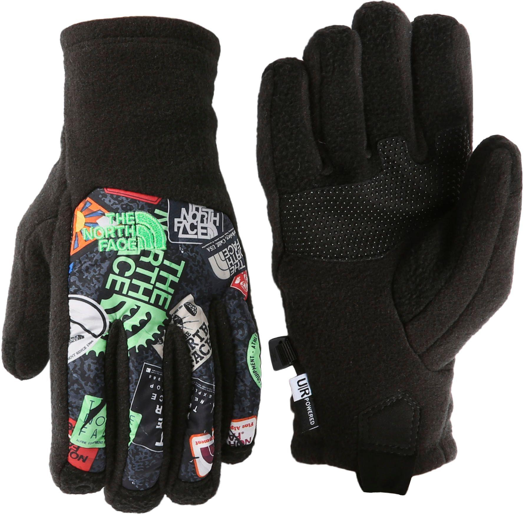 107707d1f The North Face Youth Denali Etip Gloves for Men - Lyst