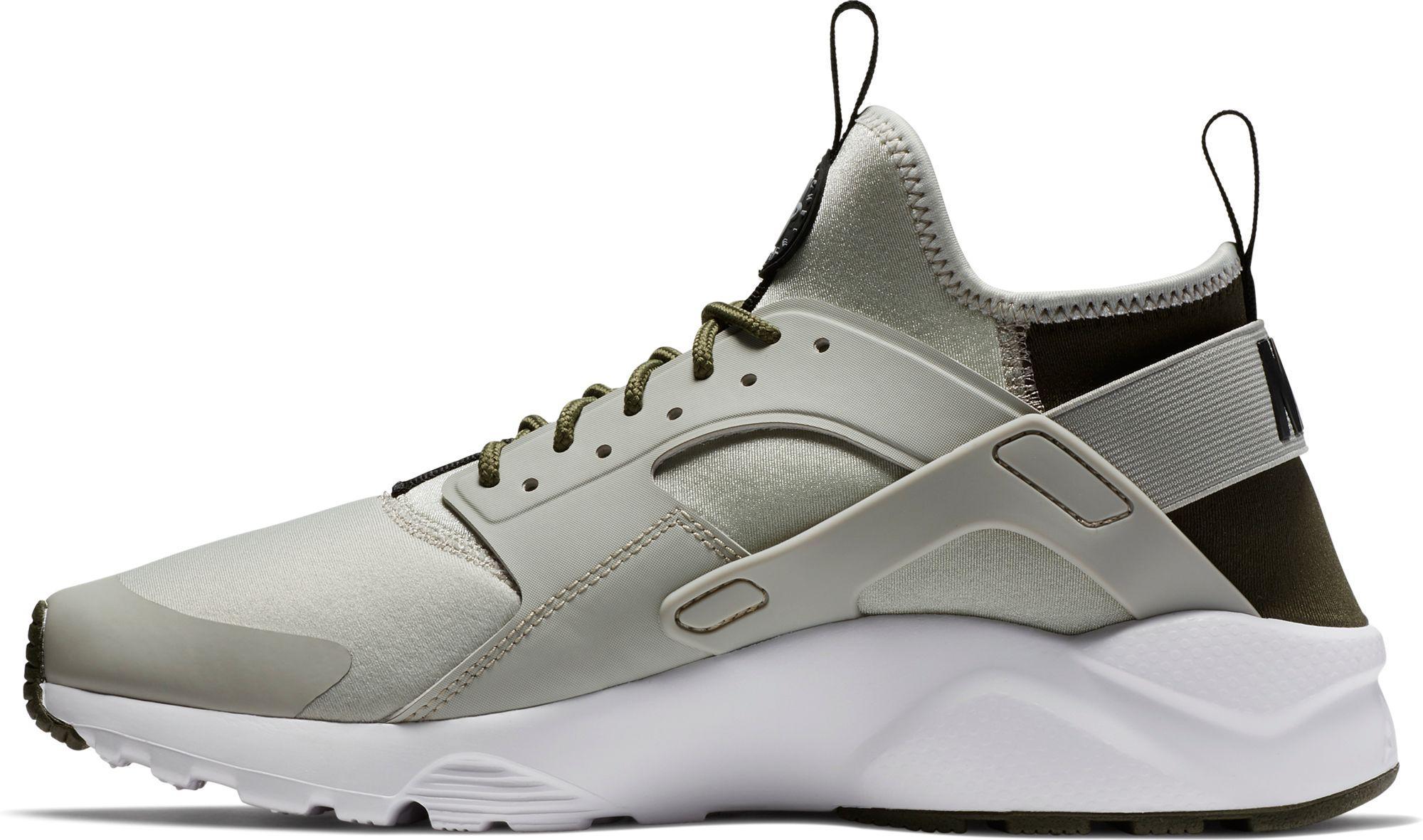 reputable site 2dcba 52697 Nike - Gray Air Huarache Run Ultra Shoes for Men - Lyst