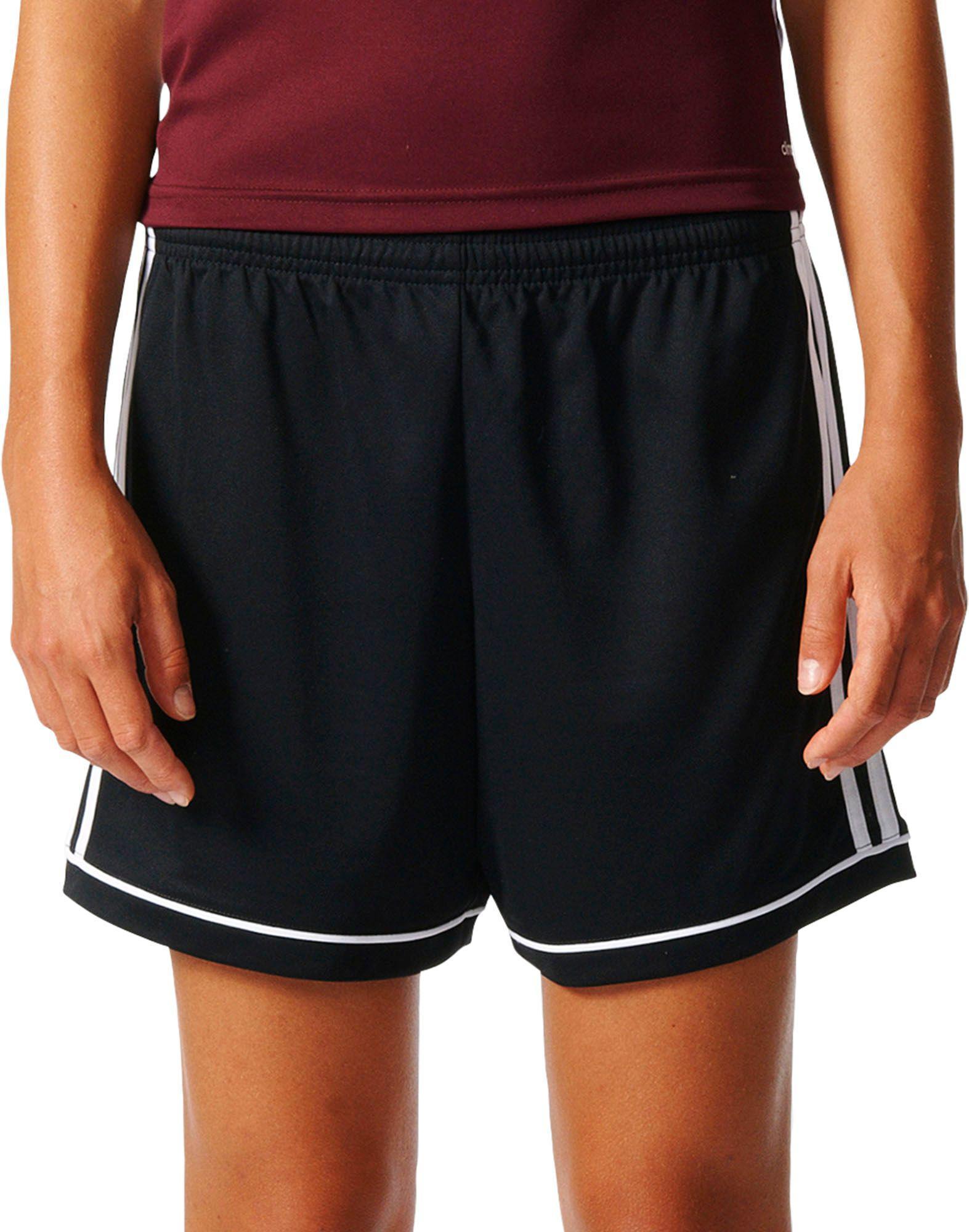6c695ffdfad3 Lyst - Adidas Squadra 17 Soccer Shorts in Black for Men