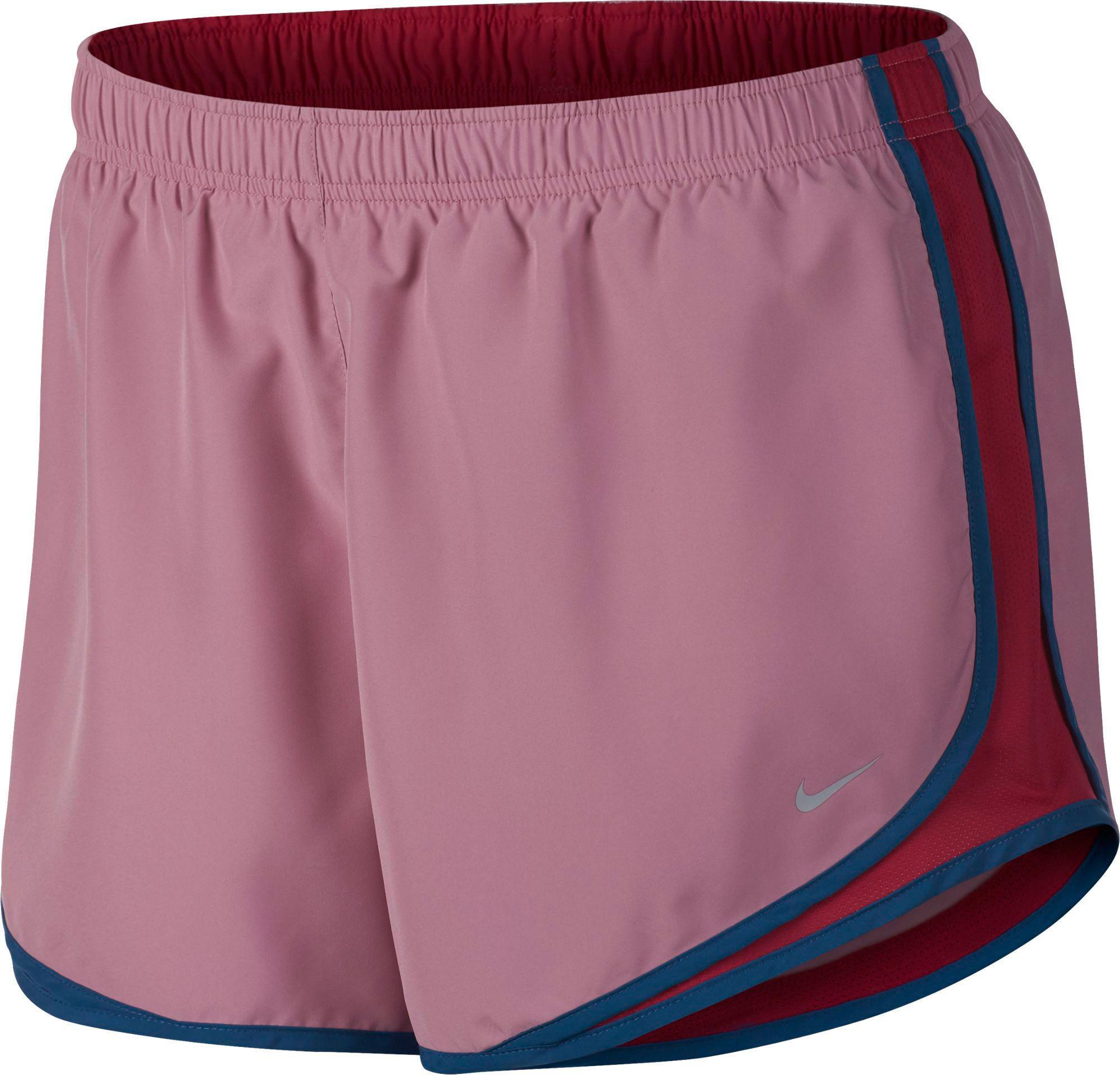 eb1e46e515d Nike - Multicolor 3   Plus Size Dry Tempo Running Shorts - Lyst