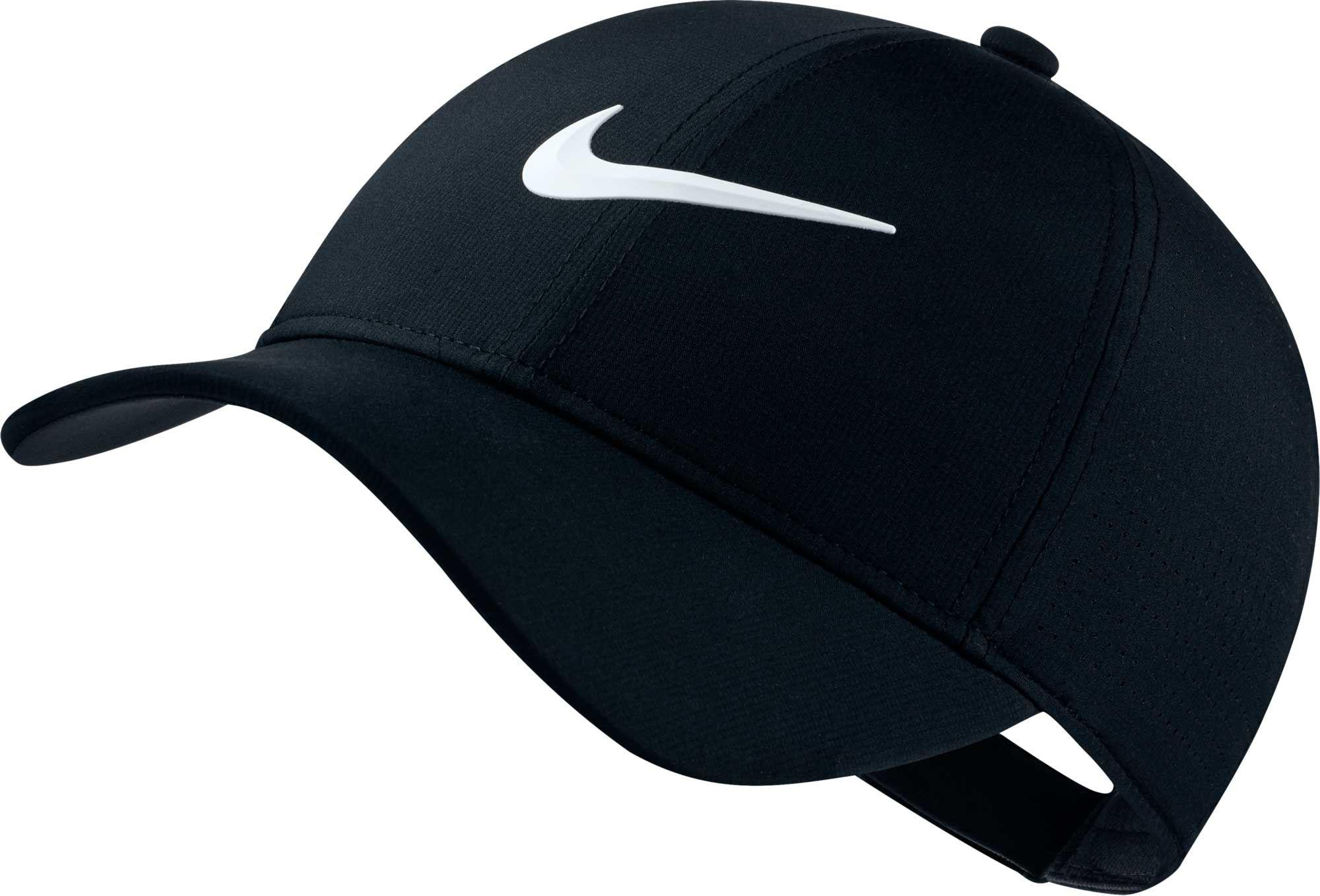 Lyst - Nike 2018 Aerobill Legacy91 Perforated Golf Hat in Black 6e0b78349257