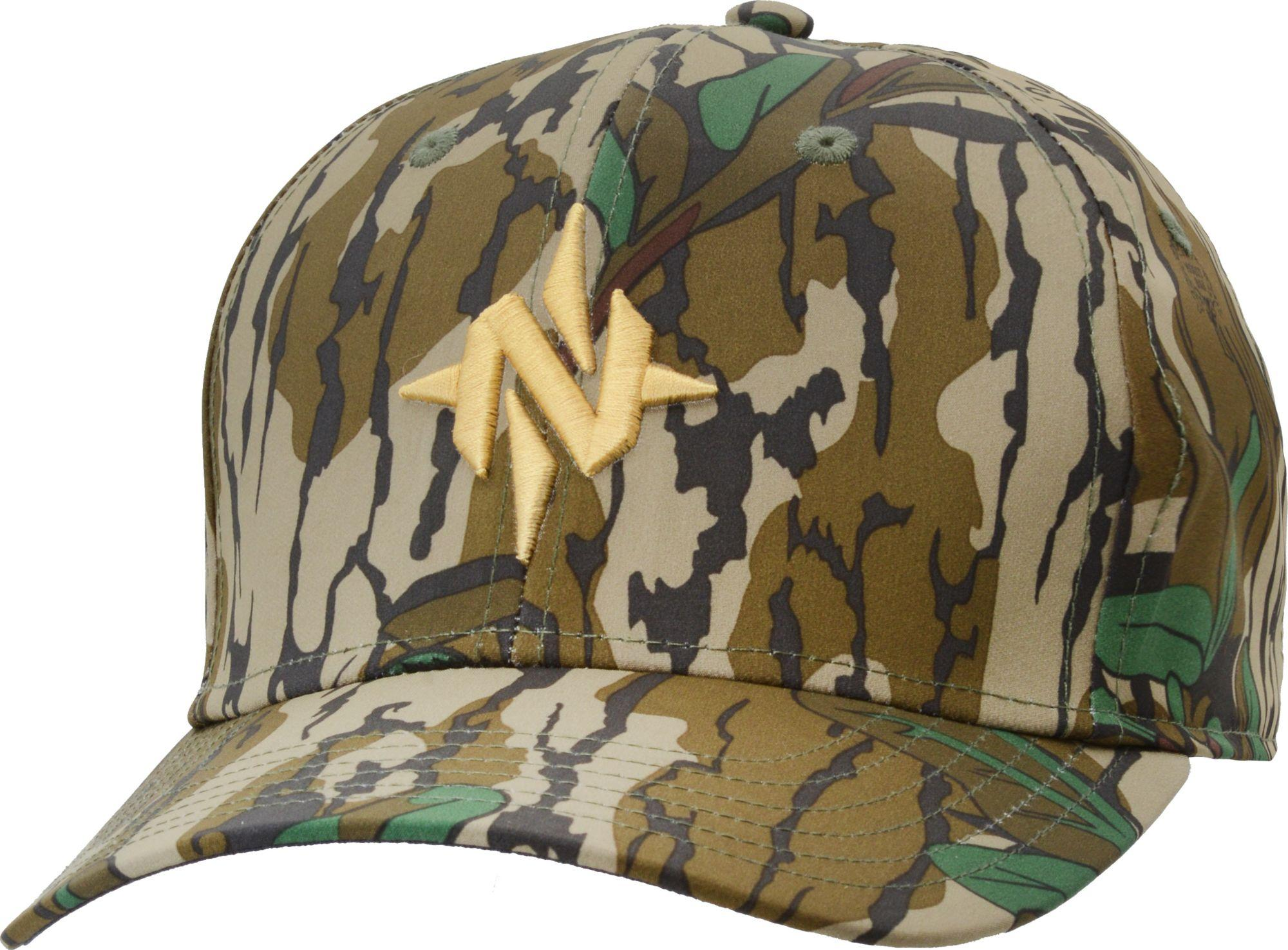 e0f180735 Nomad Camo Stretch Hat in Green for Men - Lyst