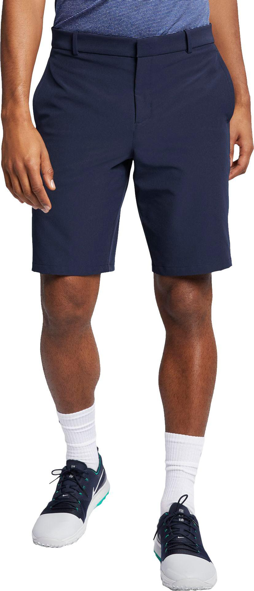 2a3c55ac872 Lyst - Nike Hybrid Golf Shorts in Blue for Men