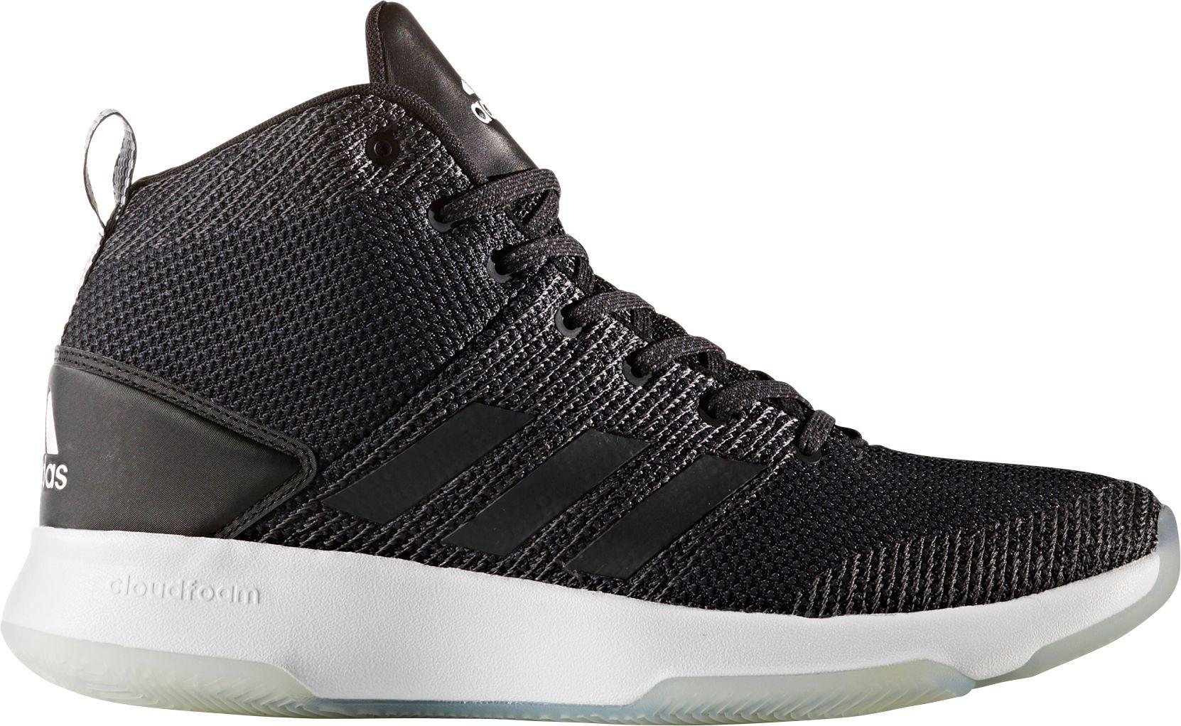 Adidas Men S Cloudfoam Executor Mid Basketball Shoes