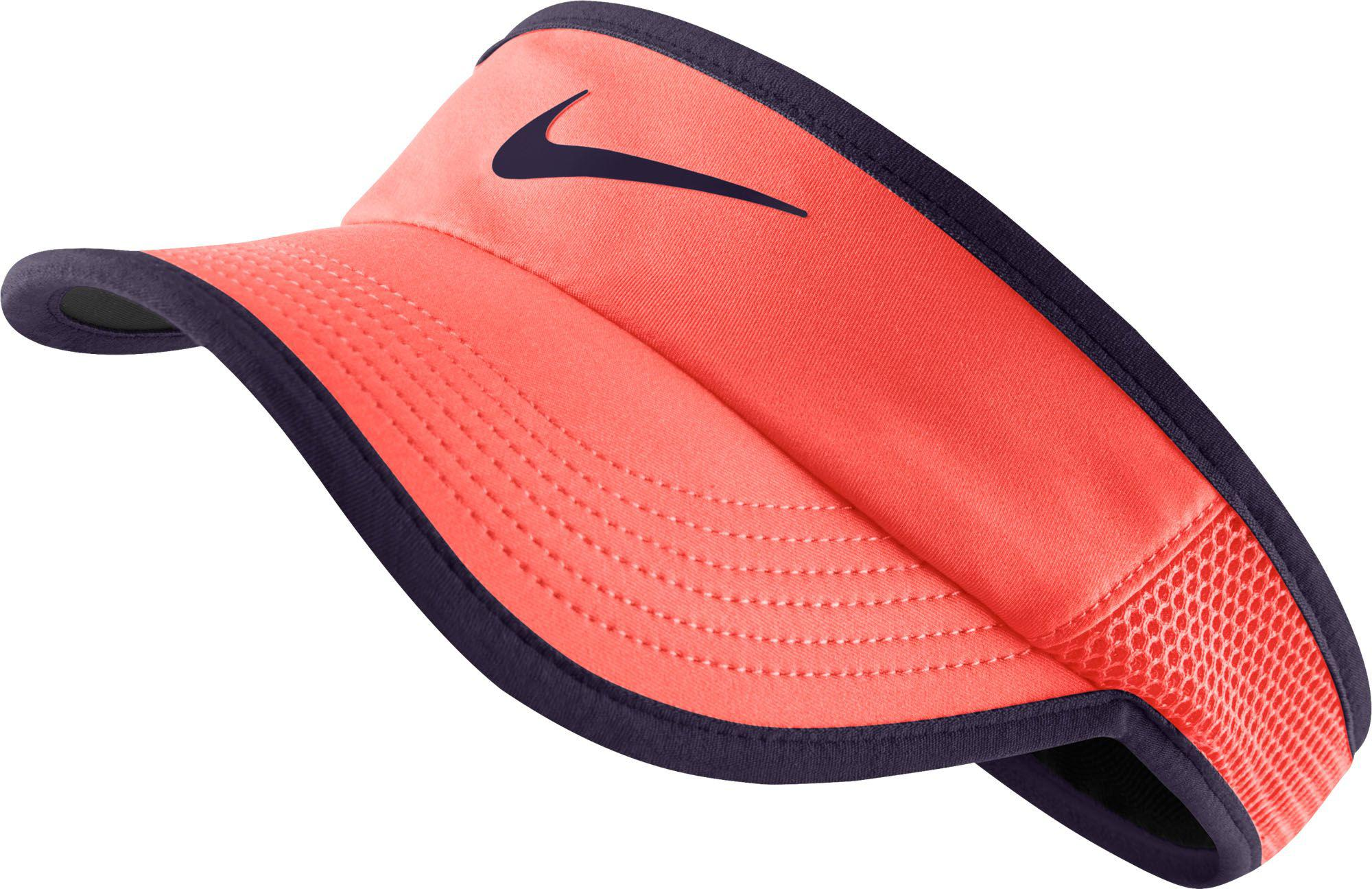 Nike - Multicolor Featherlight Tennis Visor - Lyst 694e38f4198