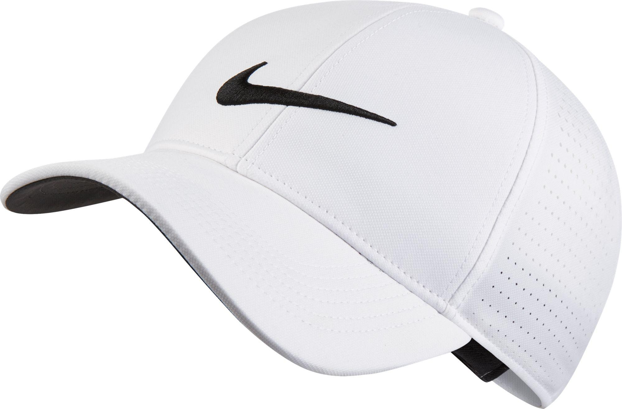acf559159e9 Lyst - Nike Aerobill Legacy91 Perforated Golf Hat in White for Men