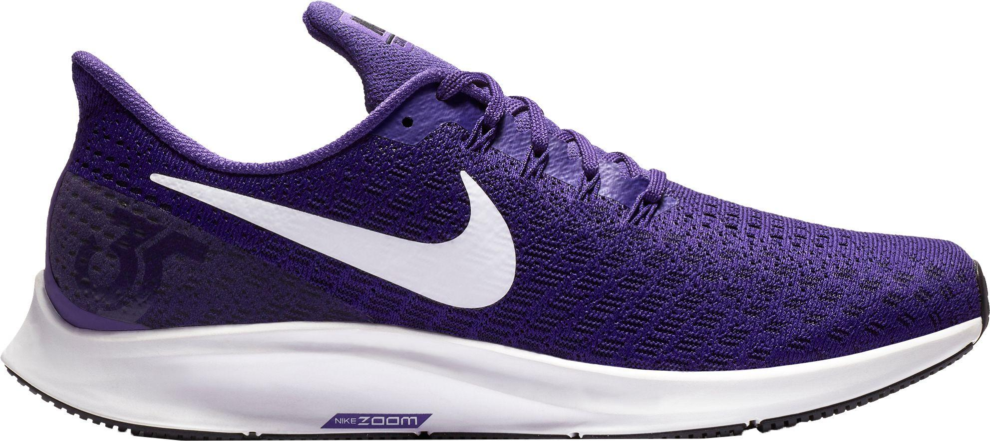 8175535e966f7 Lyst - Nike Air Zoom Pegasus 35 Running Shoes in Purple for Men