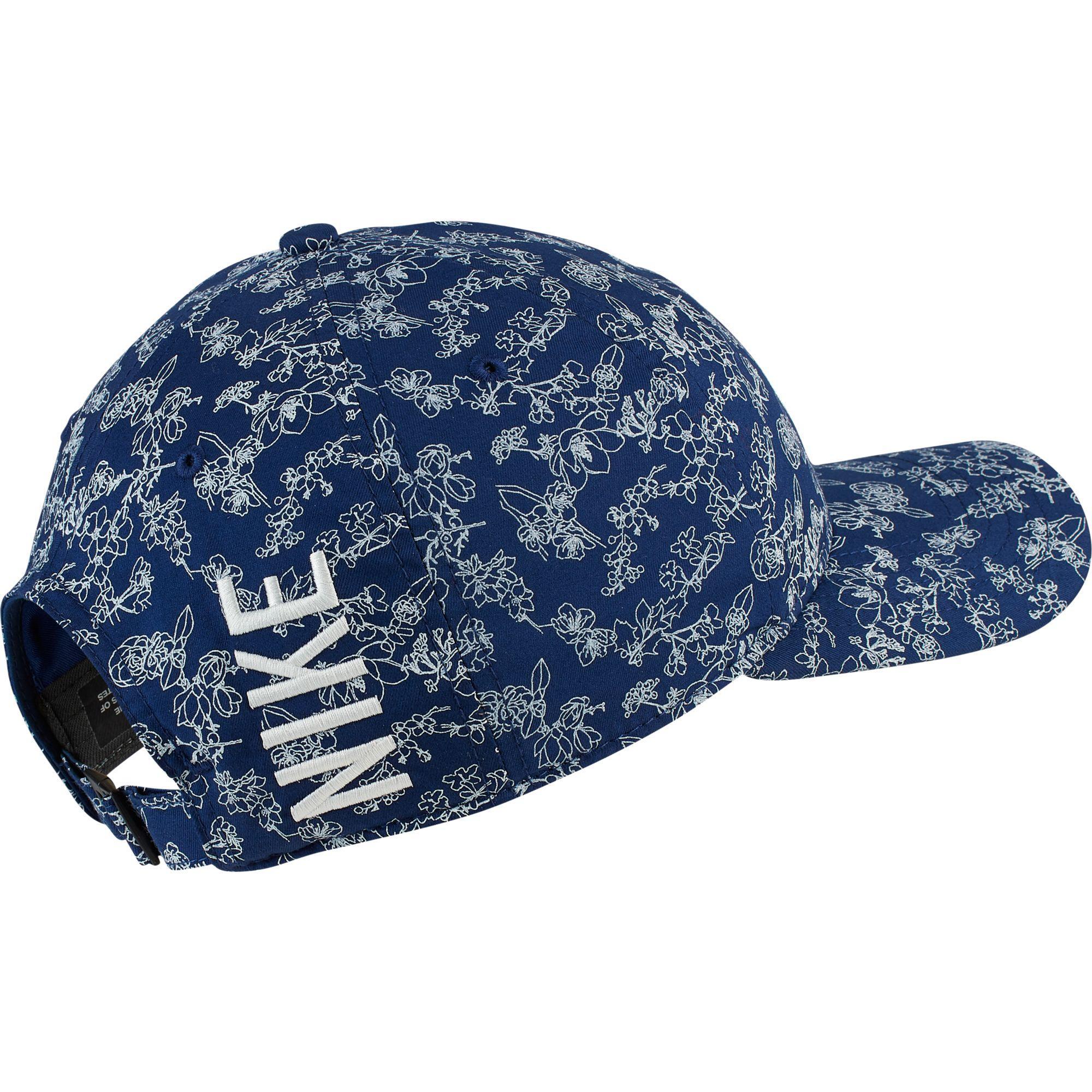 b8c4c67d5e68c Nike - Blue Majors Aerobill Classic99 Golf Hat for Men - Lyst. View  fullscreen