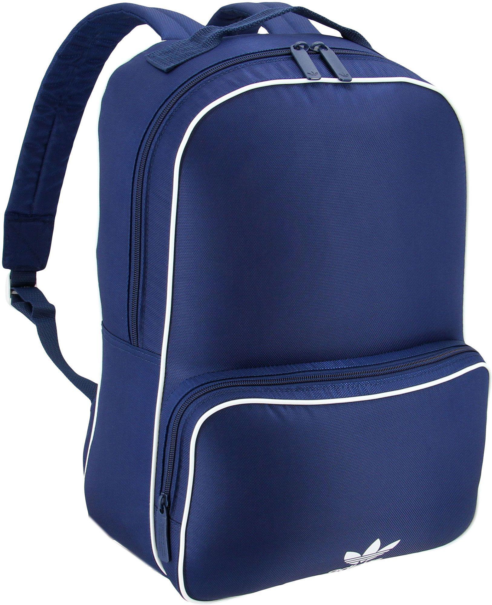 a6e7e361a43 Lyst - adidas Originals Santiago Backpack in Blue