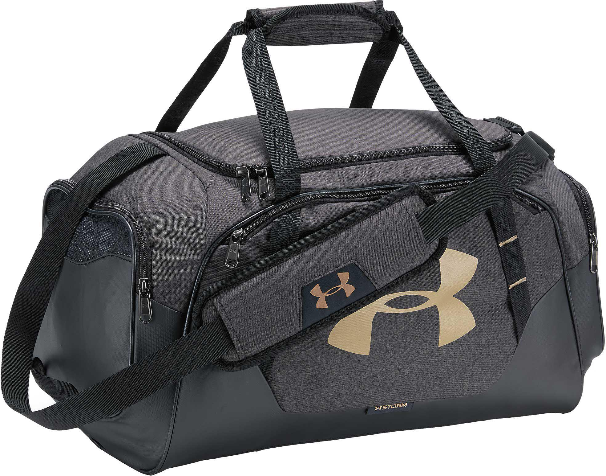 67844070ca Lyst - Under Armour Undeniable 3.0 Small Duffle Bag in Black for Men