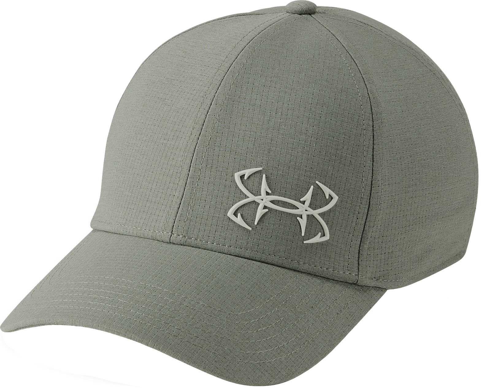 8a67eb94cdf Under Armour - Green Coolswitch Armourvent Fishing Hat for Men - Lyst. View  fullscreen