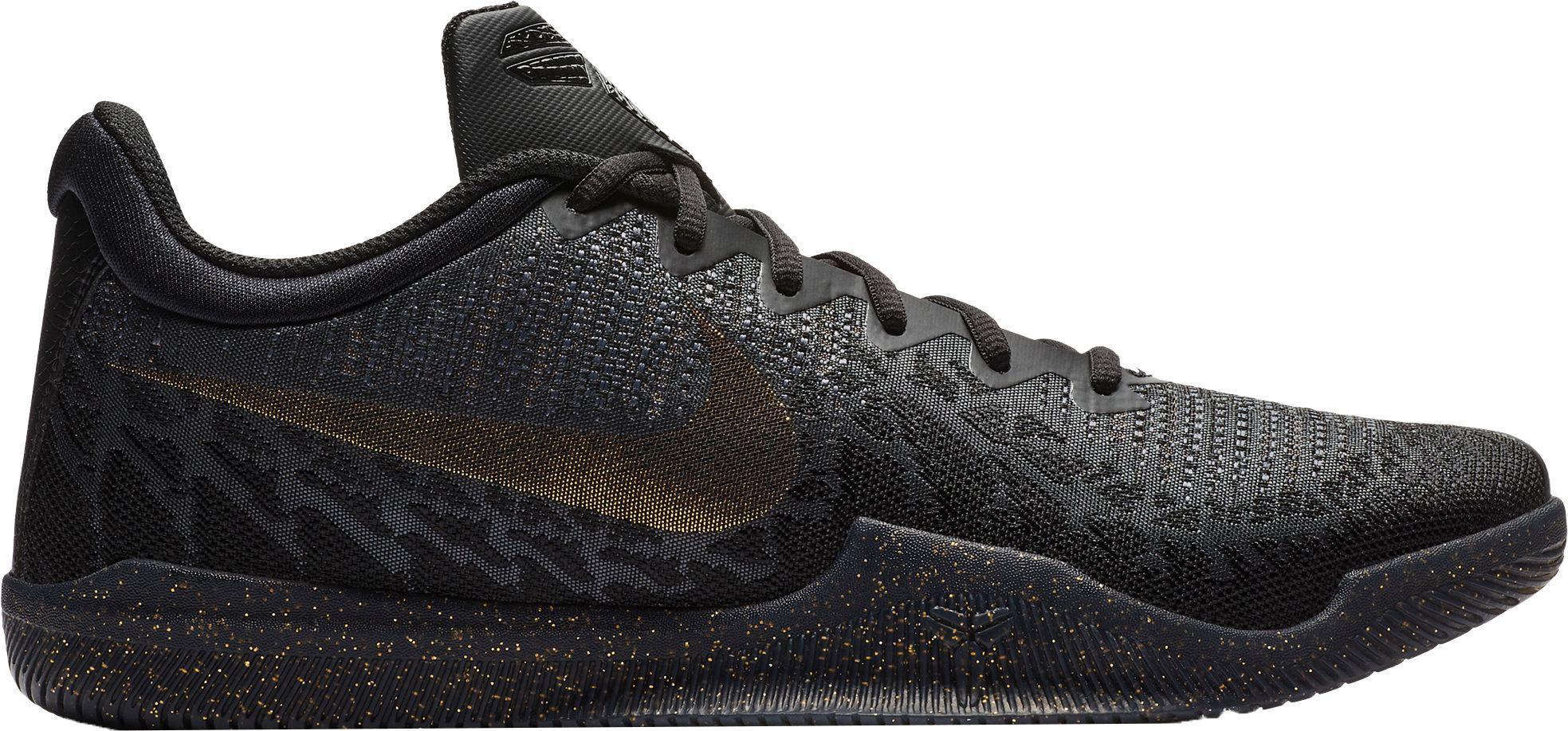 low priced b2a16 5a112 View fullscreen · Nike - Black Kobe Mamba Rage Basketball Shoes for Men -  Lyst