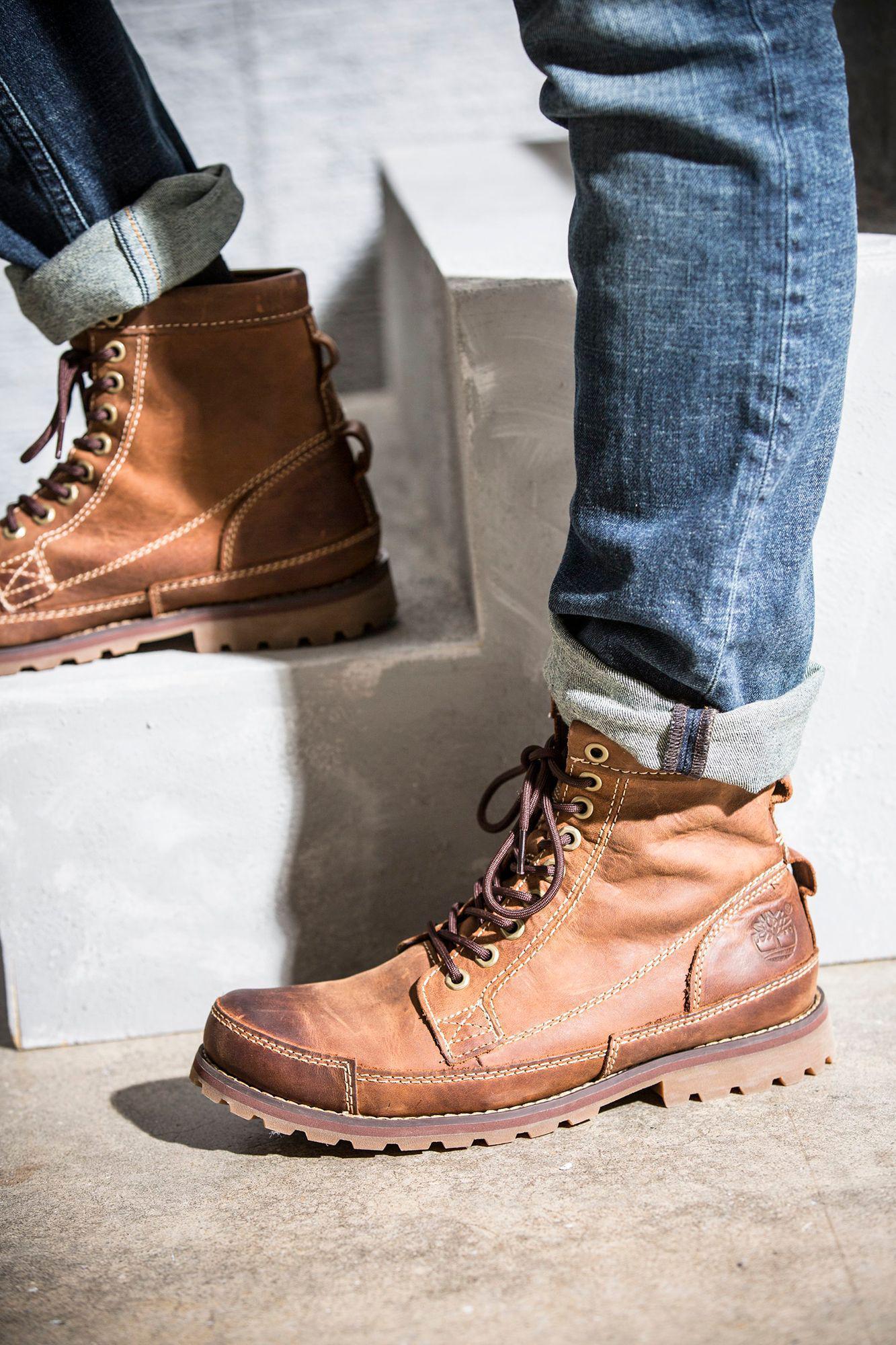 Men's Earthkeeper Original 6 Boot