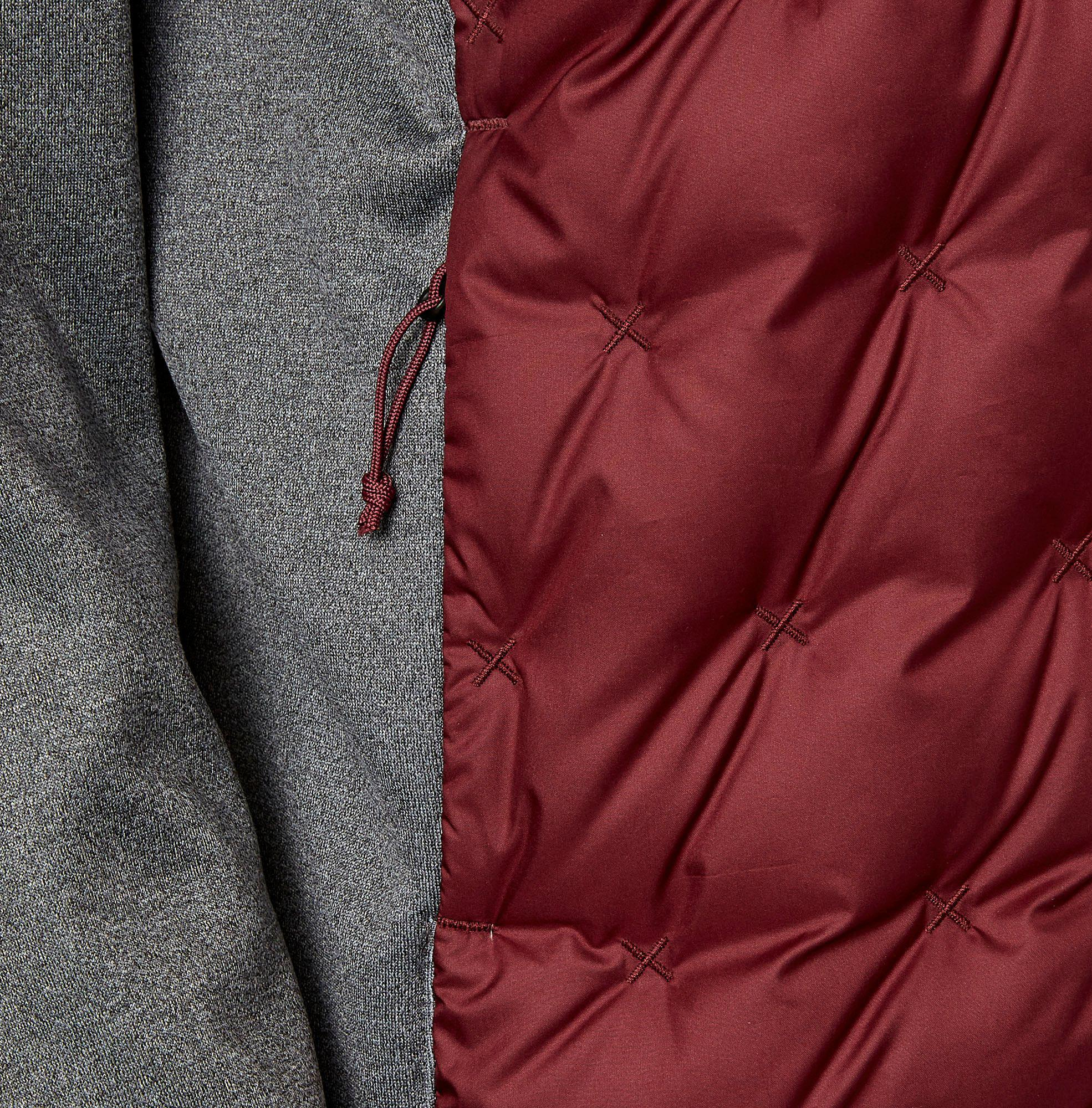 c3d916842 The North Face Red Mash-up Insulated Pullover