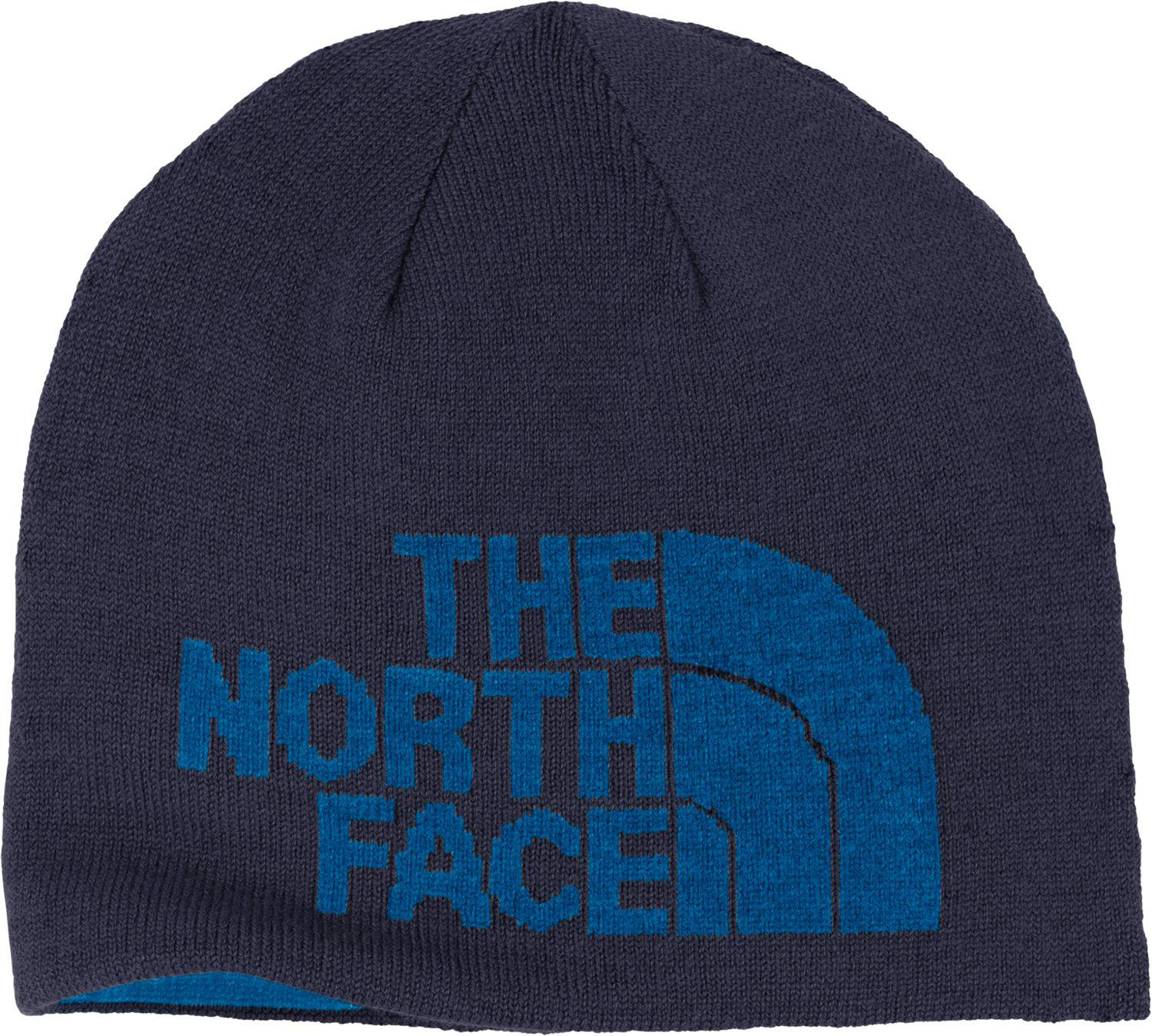 81a88cbc16626 Lyst - The North Face Reversible Highline Beanie in Blue for Men