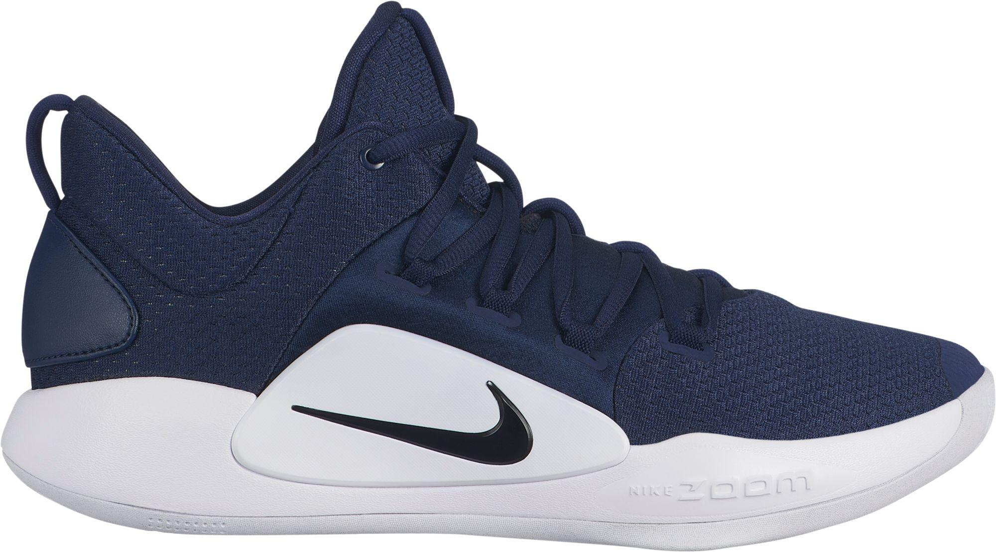 e279d5e3511e Nike - Blue Hyperdunk X Low Tb Basketball Shoes for Men - Lyst. View  fullscreen