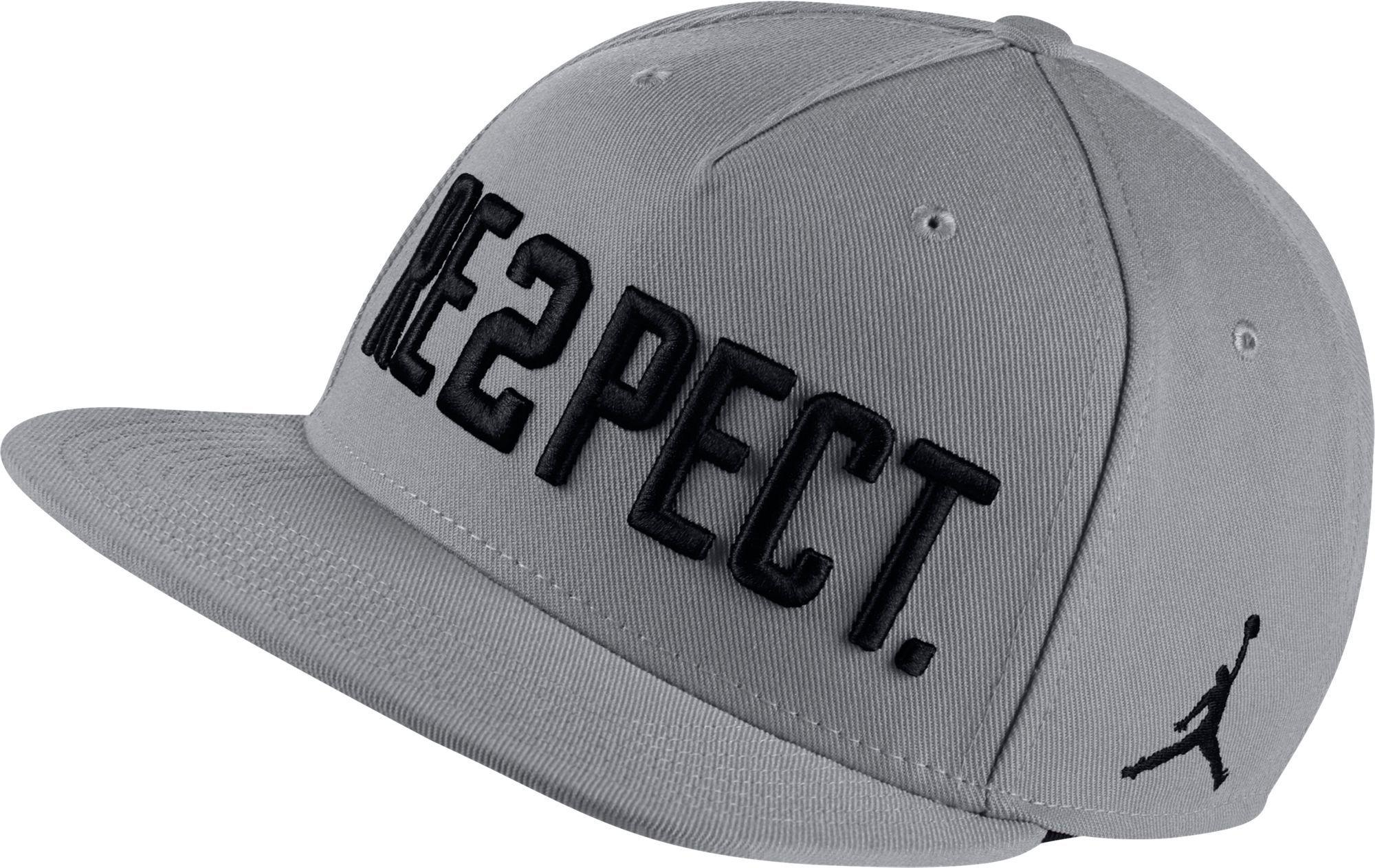 Nike Wool Pro Re2pect Adjustable Hat in Gray for Men - LystRe2pect Hat