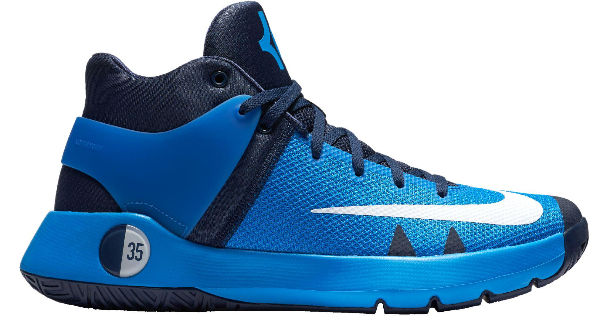 best sneakers e9156 633df Lyst - Nike Kd Trey 5 Iv Basketball Shoes in Blue for Men