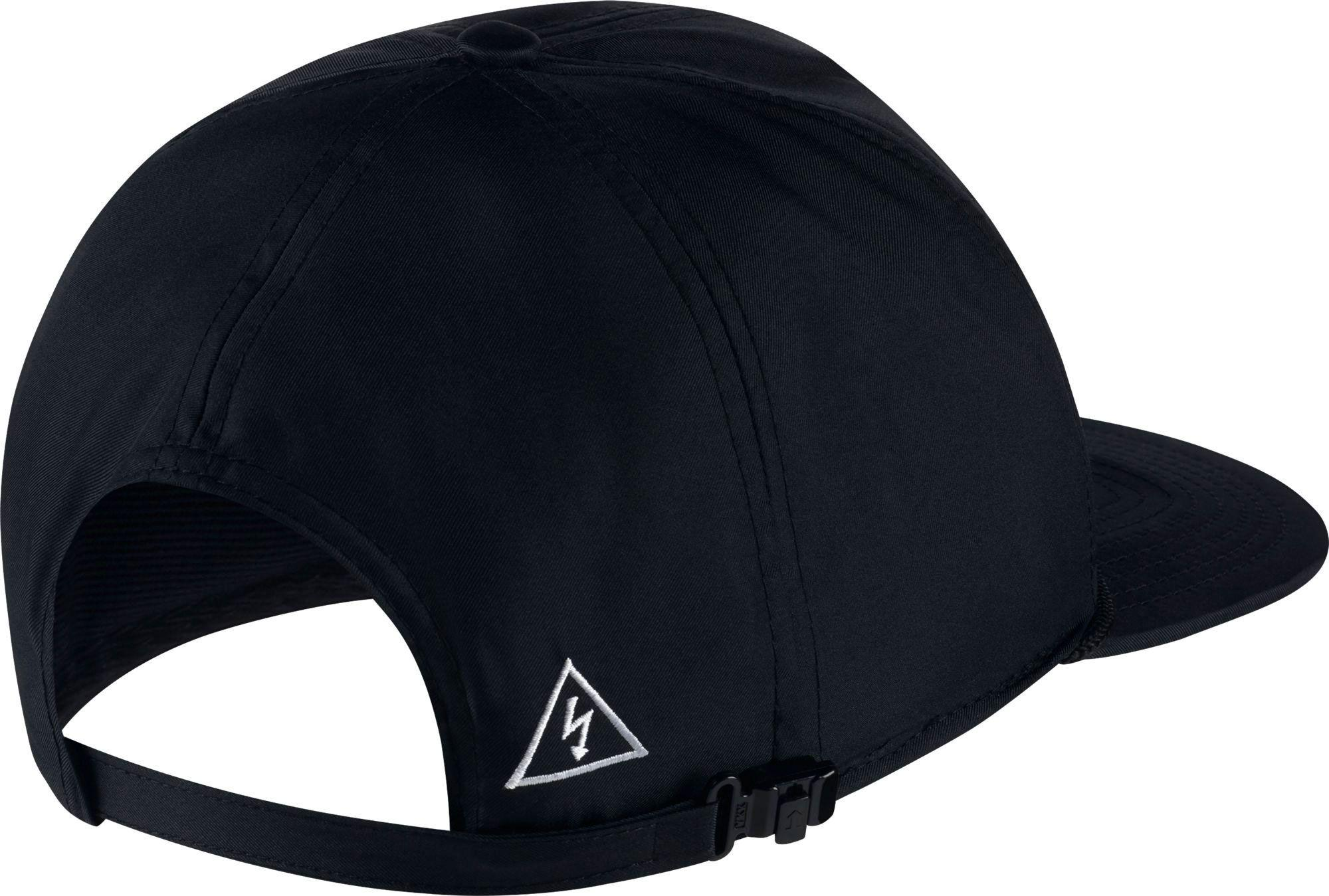 ... irving take notes true hat snapback  Lyst - Nike Kyrie Aerobill Dri-fit  Zipback Hat in Black for ... 34c5bd9b30e4