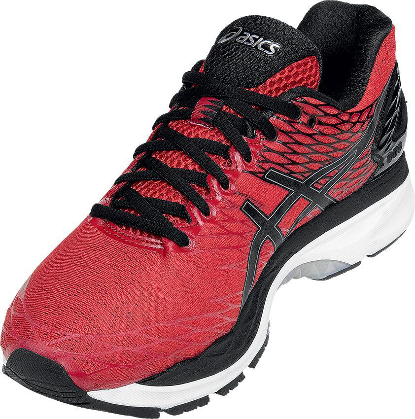 Lyst - Asics Gel-nimbus 18 Running Shoes in Red for Men 237b0fade
