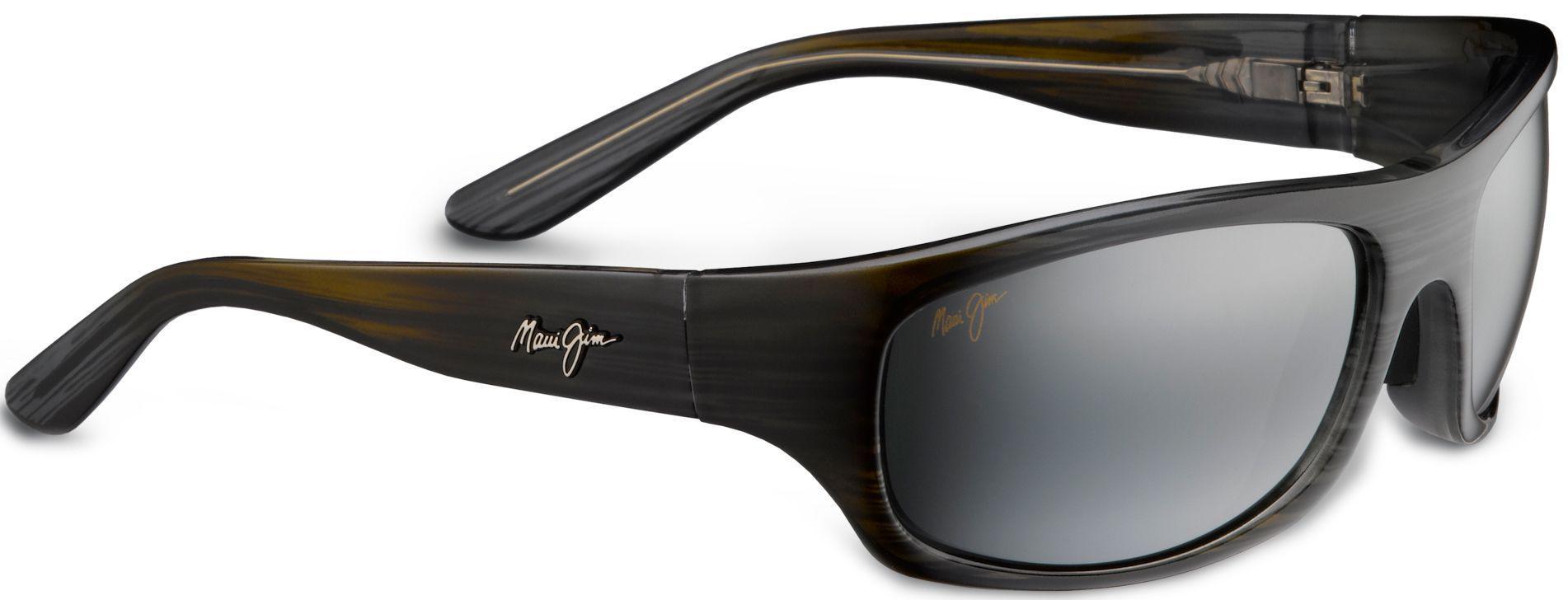 7e1d2f746c1f Lyst - Maui Jim Surf Rider Polarized Sunglasses in Black for Men