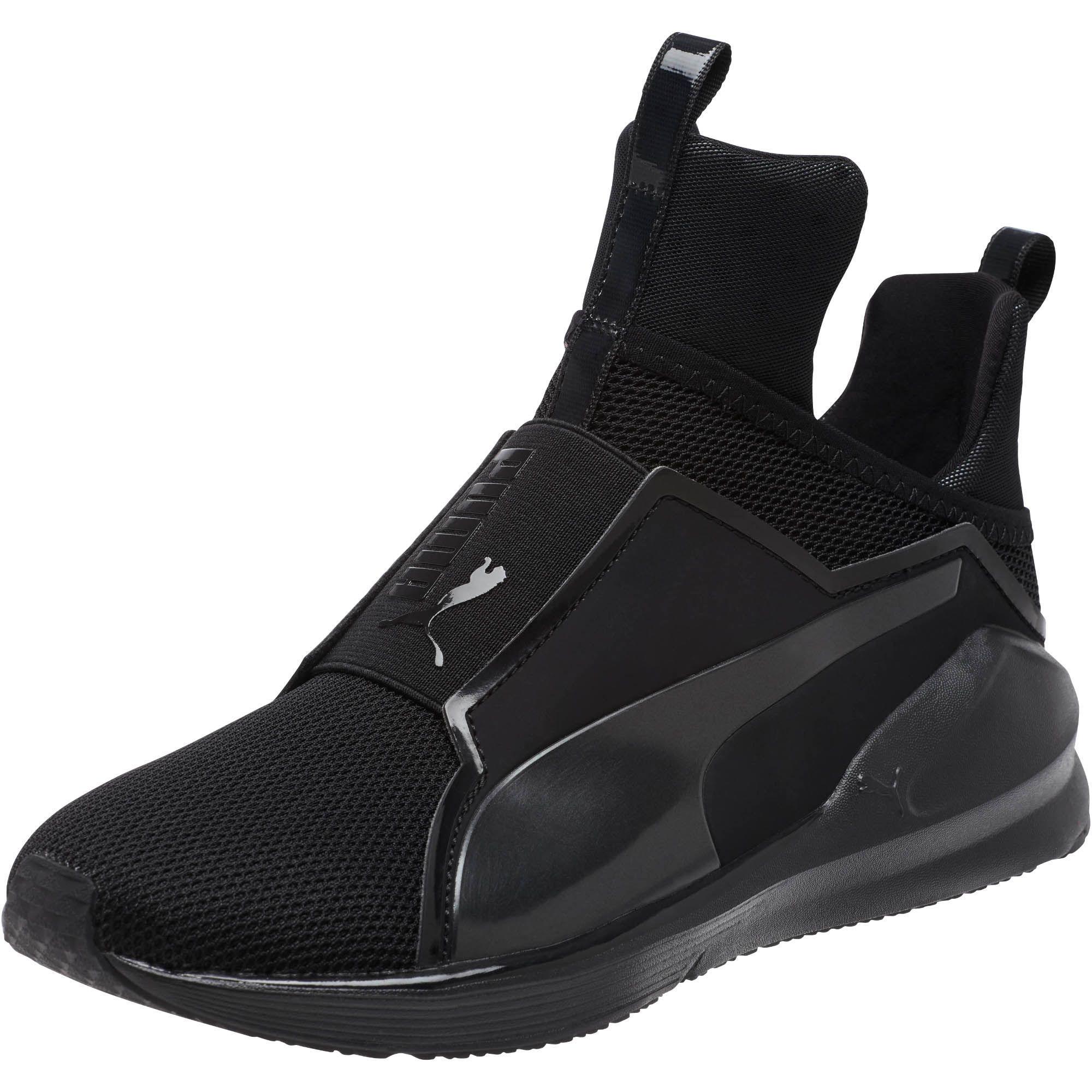 low price 5d755 ec1fb PUMA Black Fierce Core Training Shoes for men