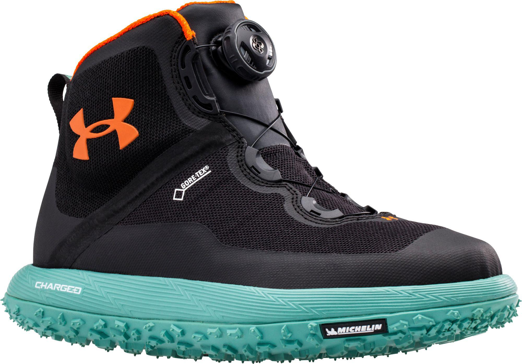 3ec994360ce Under Armour Multicolor Fat Tire Gore-tex Hiking Boots for men