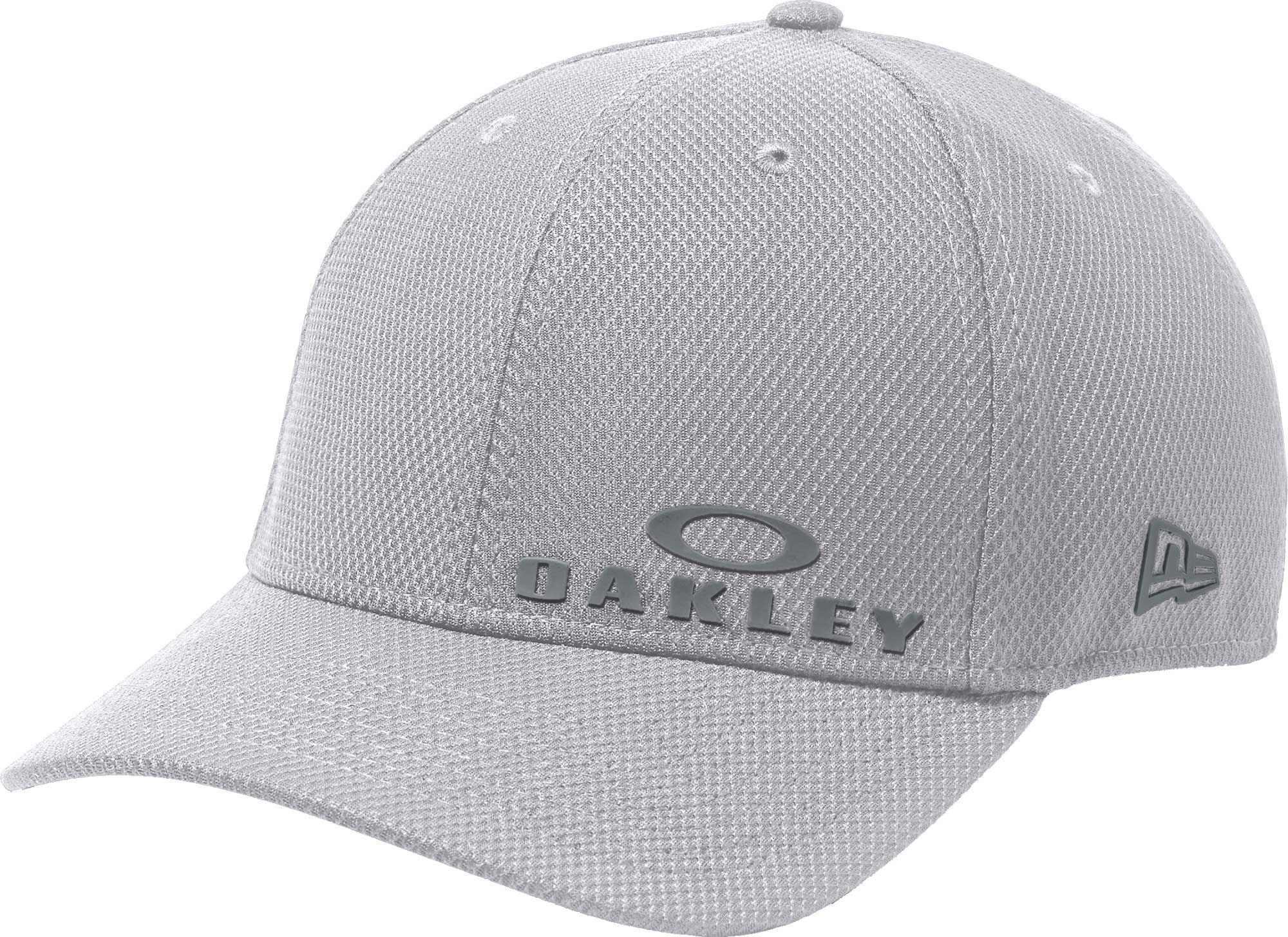 365e49dbd40 Lyst - Oakley Diamond New Era Golf Hat in Gray for Men
