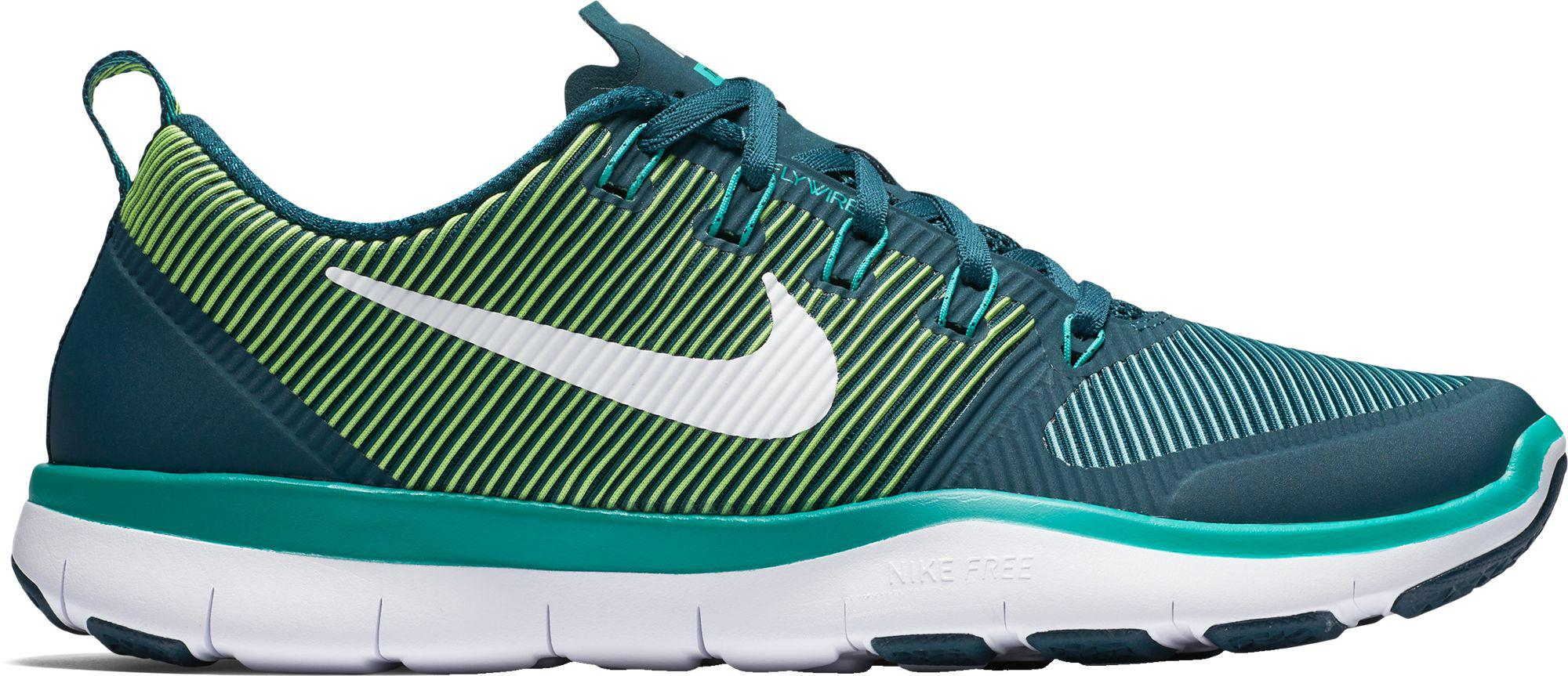 68ff6b305801 Lyst - Nike Free Train Versatility Training Shoes in Blue for Men