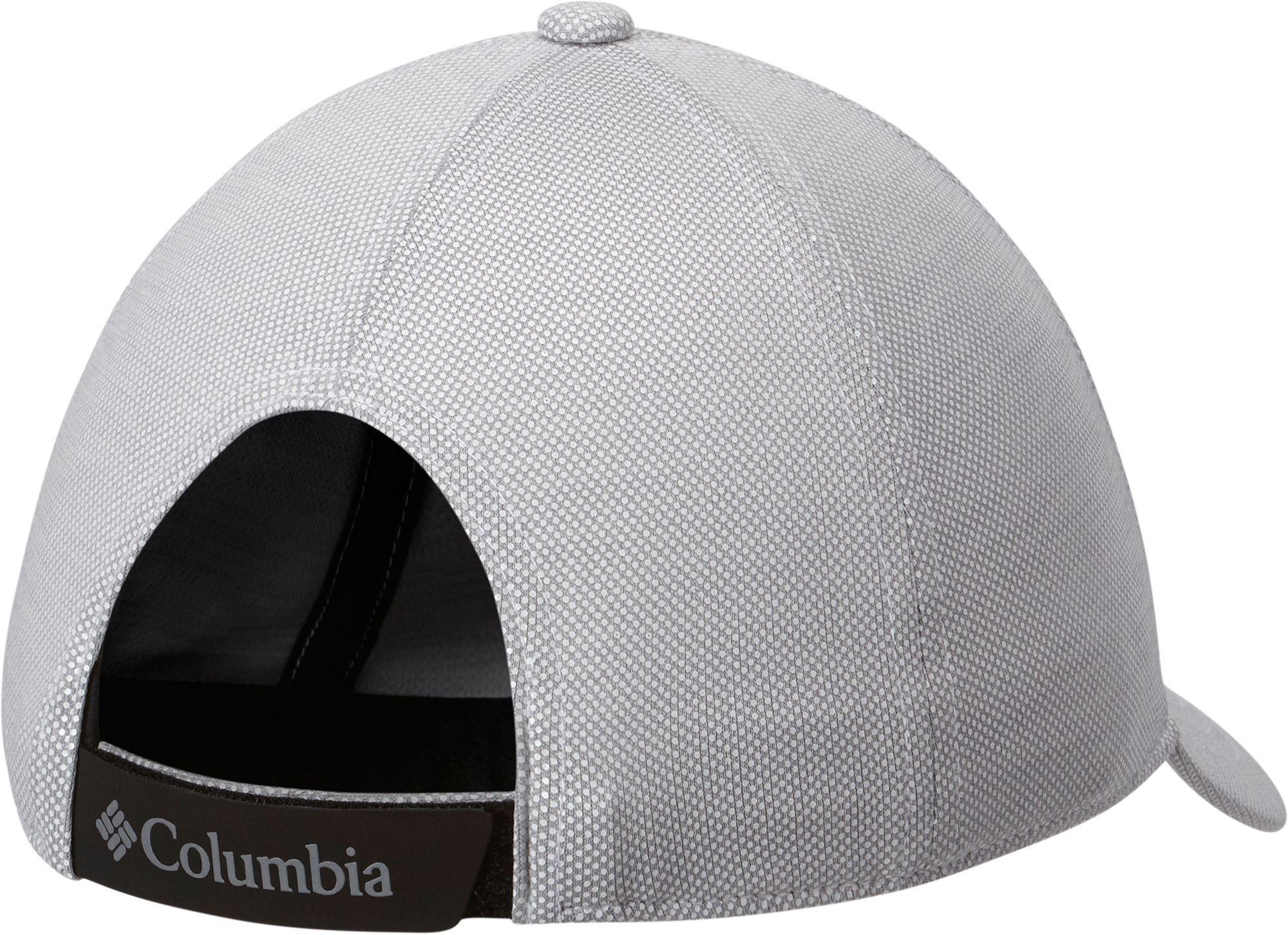 Lyst - Columbia Solar Chill Hat in Gray for Men 72fcf5e5e746