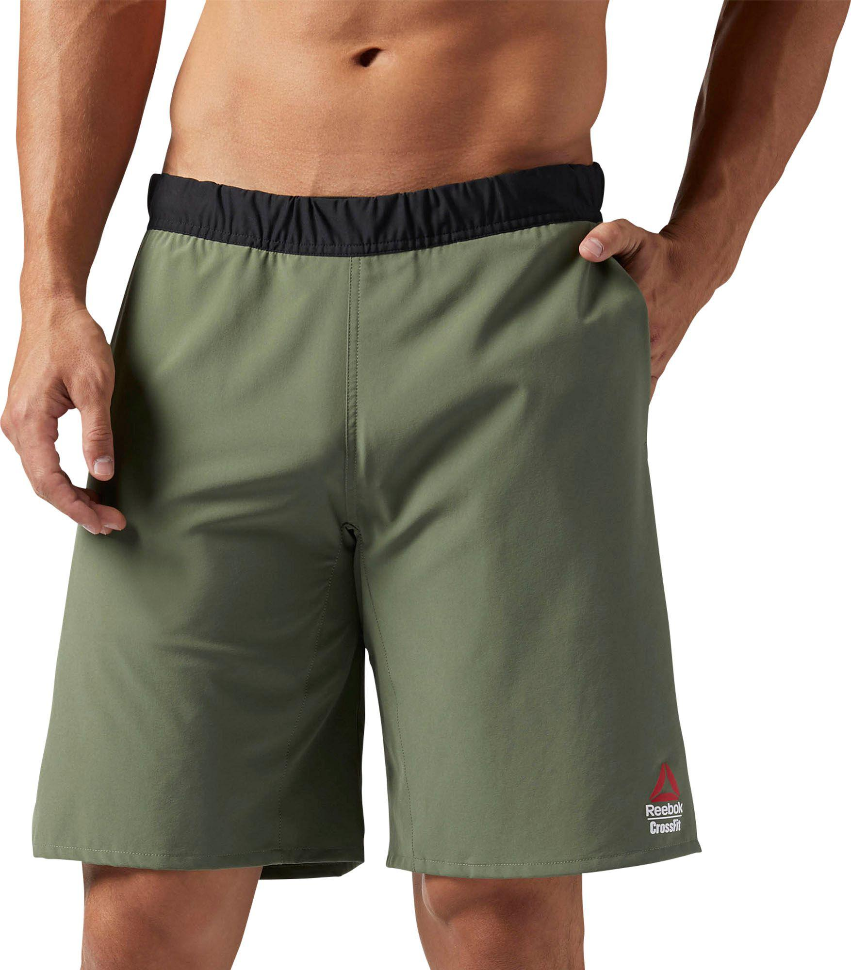 19ae7b2182b4 Lyst - Reebok Crossfit Super Nasty Speed Ii 10   Shorts in Green for Men