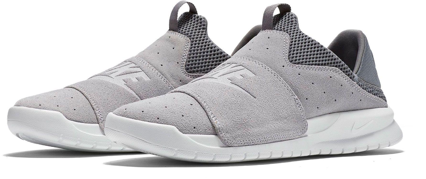 Nike Suede Men's Benassi Slip Shoe in