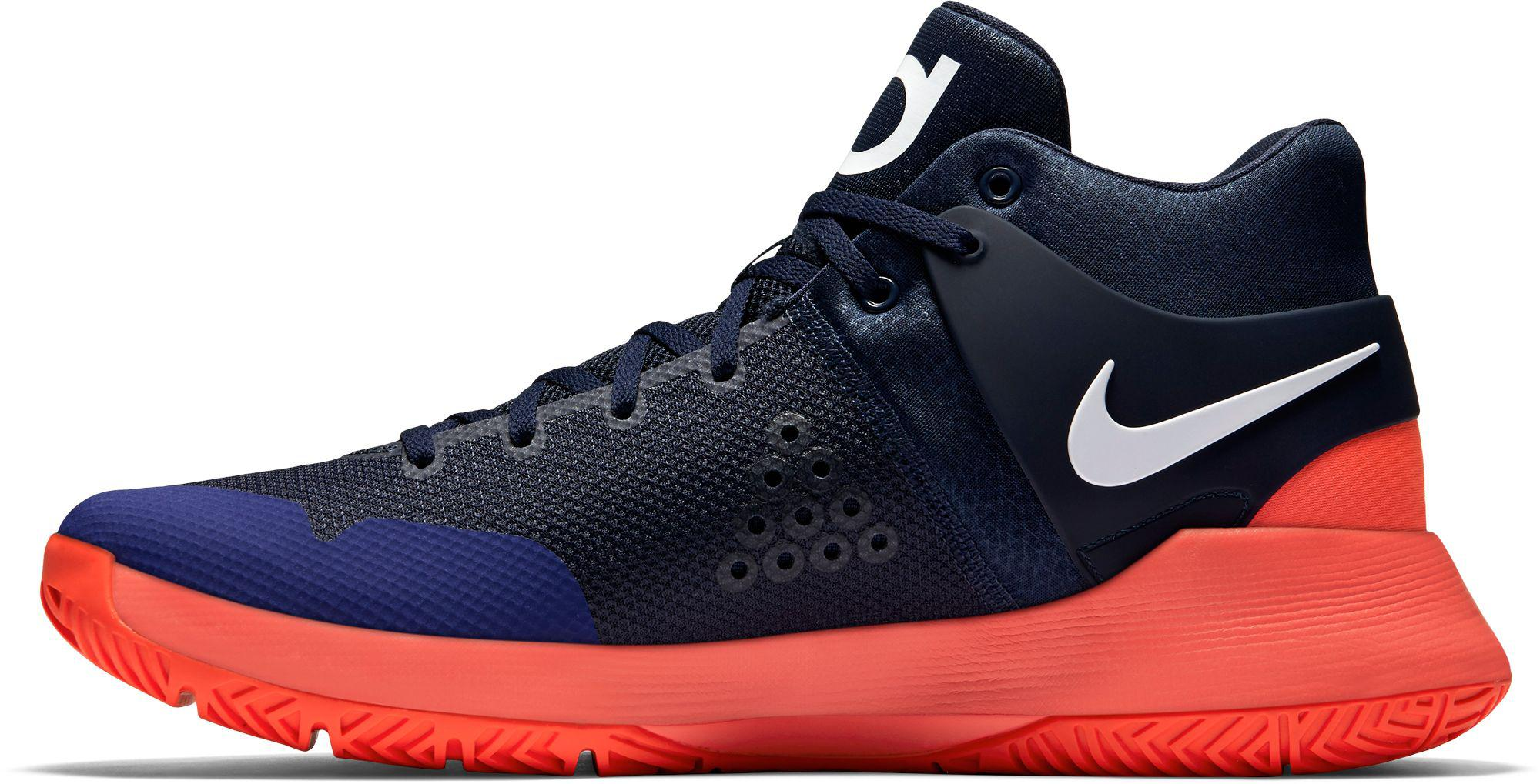 a090b558864 ... closeout lyst nike kd trey 5 iv basketball shoes in blue for men cd19f  91dca
