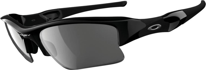 4bd9bad4ba2 Lyst - Oakley Flak Jacket Xlj Polarized Sunglasses in Black for Men