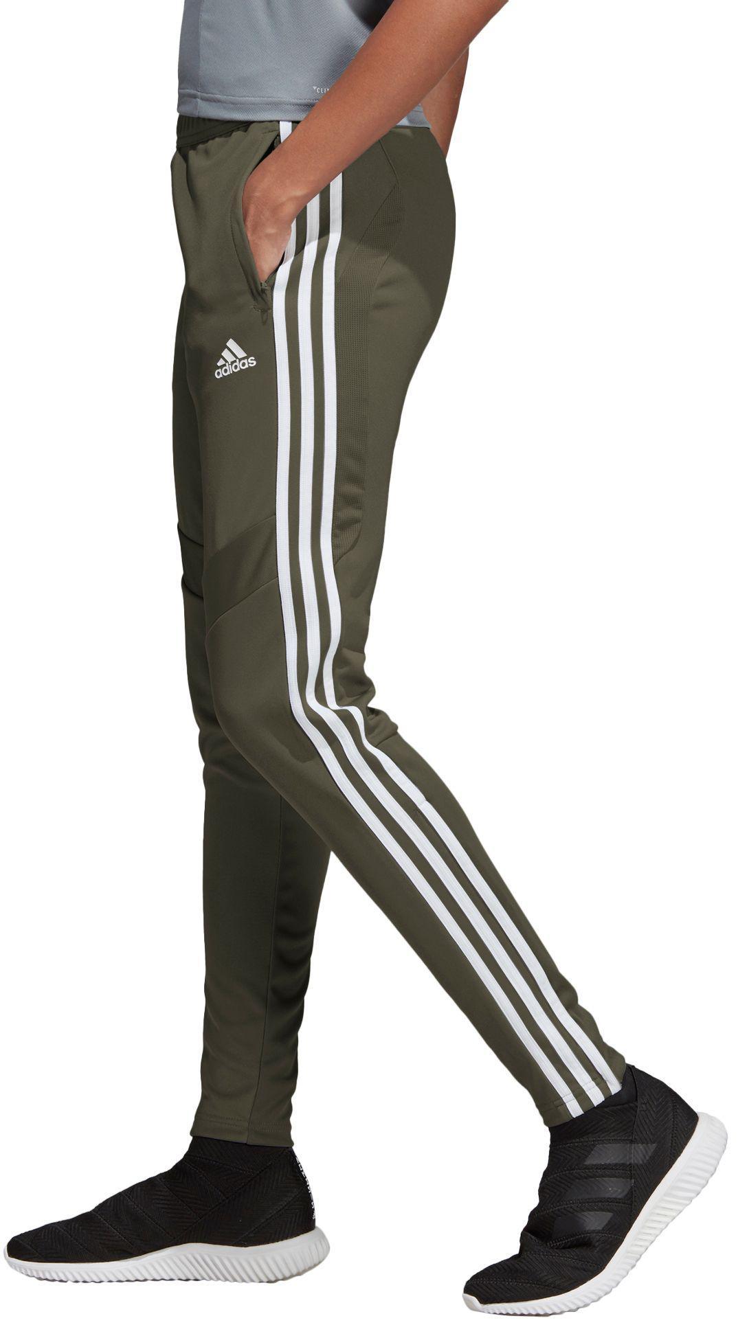 8a79510d69 Adidas Green Tiro 19 Training Pants
