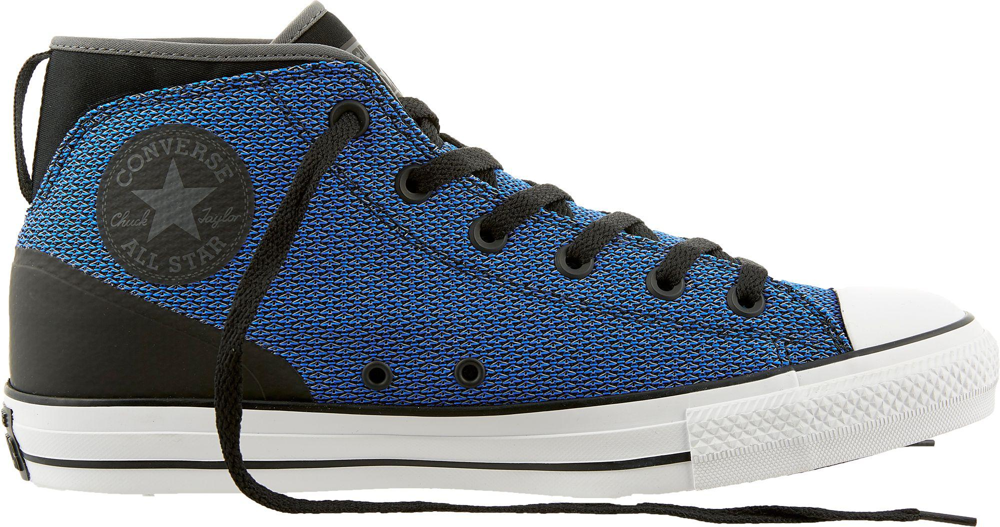 Lyst - Converse Chuck Taylor All Star Syde Street Mid-top Casual ... 527ab0fd6