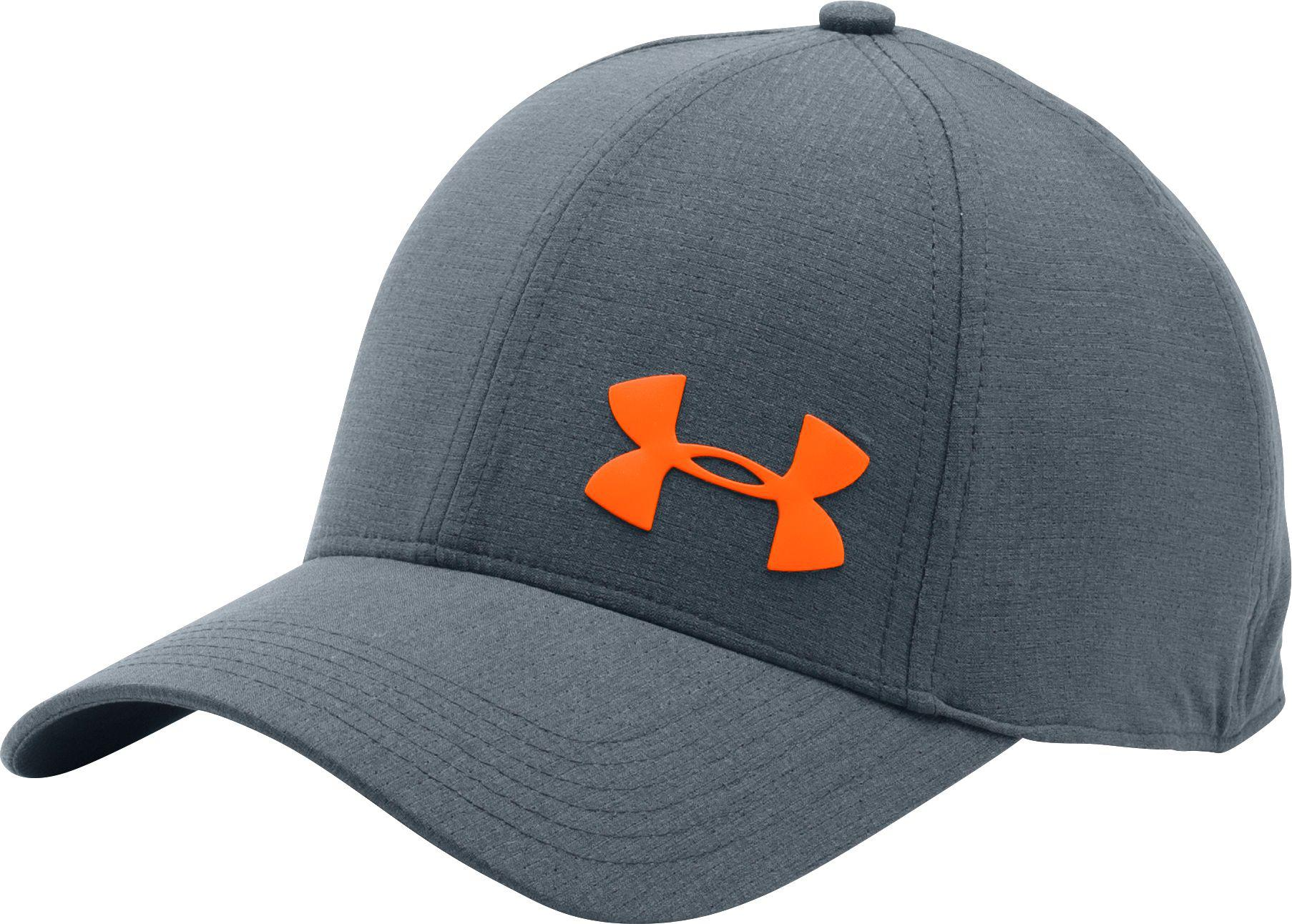 Lyst - Under Armour Airvent Core Hat in Gray for Men 53543dddc9d1