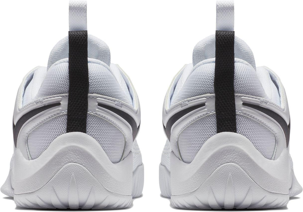 21260a9ce7bdd Nike Zoom Hyperace 2 Volleyball Shoes in White - Lyst