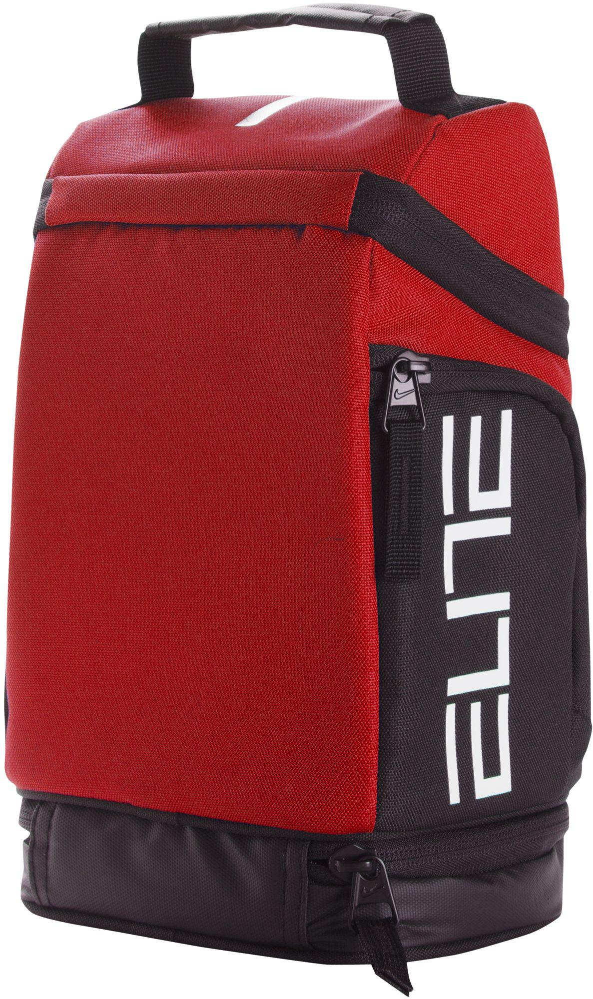 553c15fd9b0f Lyst - Nike Elite Fuel Pack Lunch Tote Bag in Red for Men