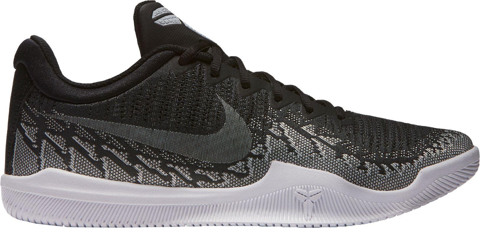 6788ca111f7 Nike Kobe Mamba Rage Basketball Shoes in Black for Men - Lyst